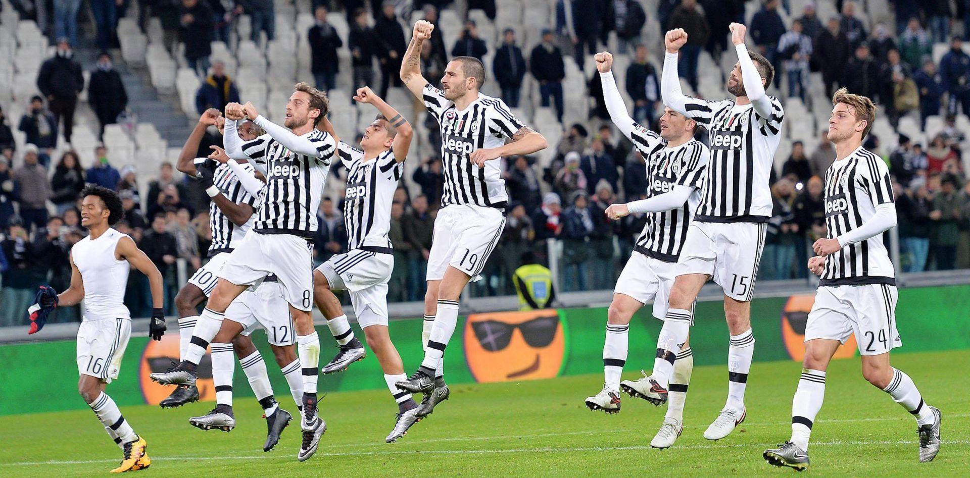 Pobjede Napolija i Juventusa