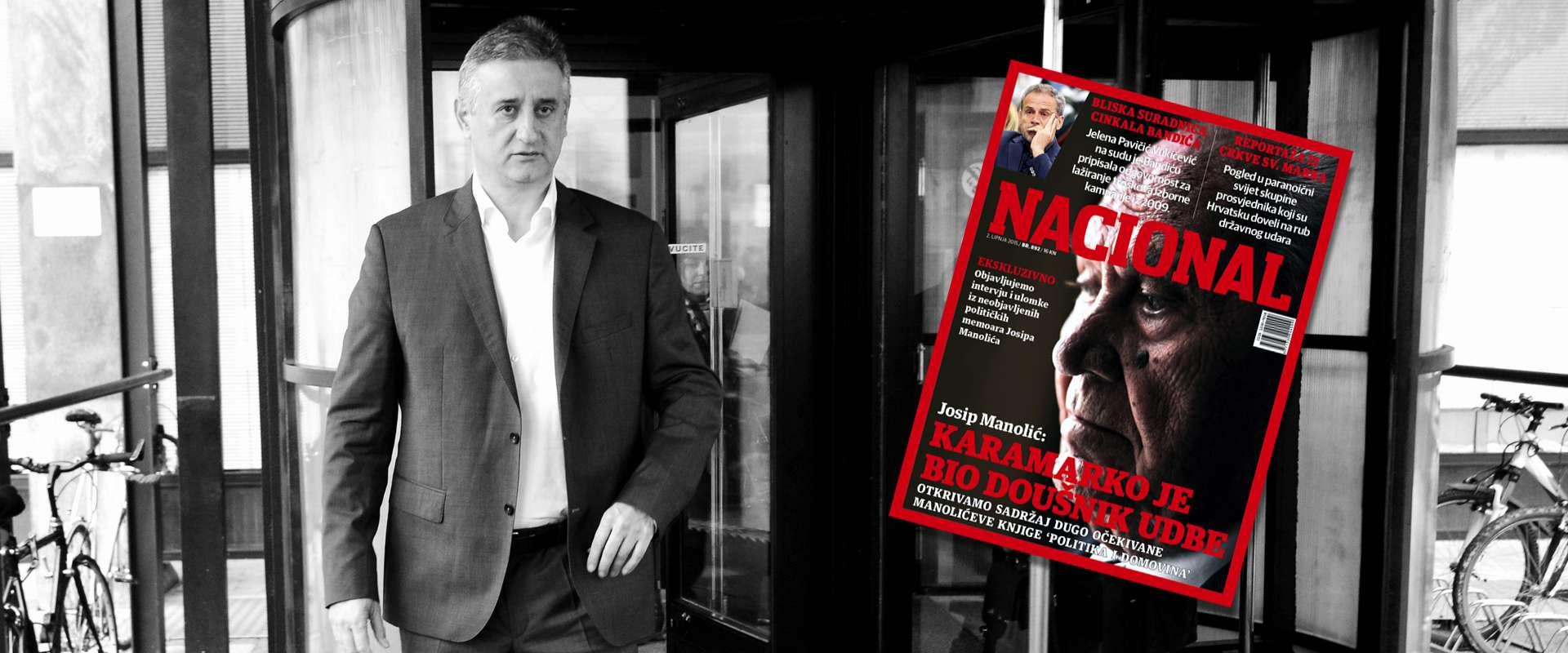 Presuda protiv Nacionala uvod u cenzuru medija