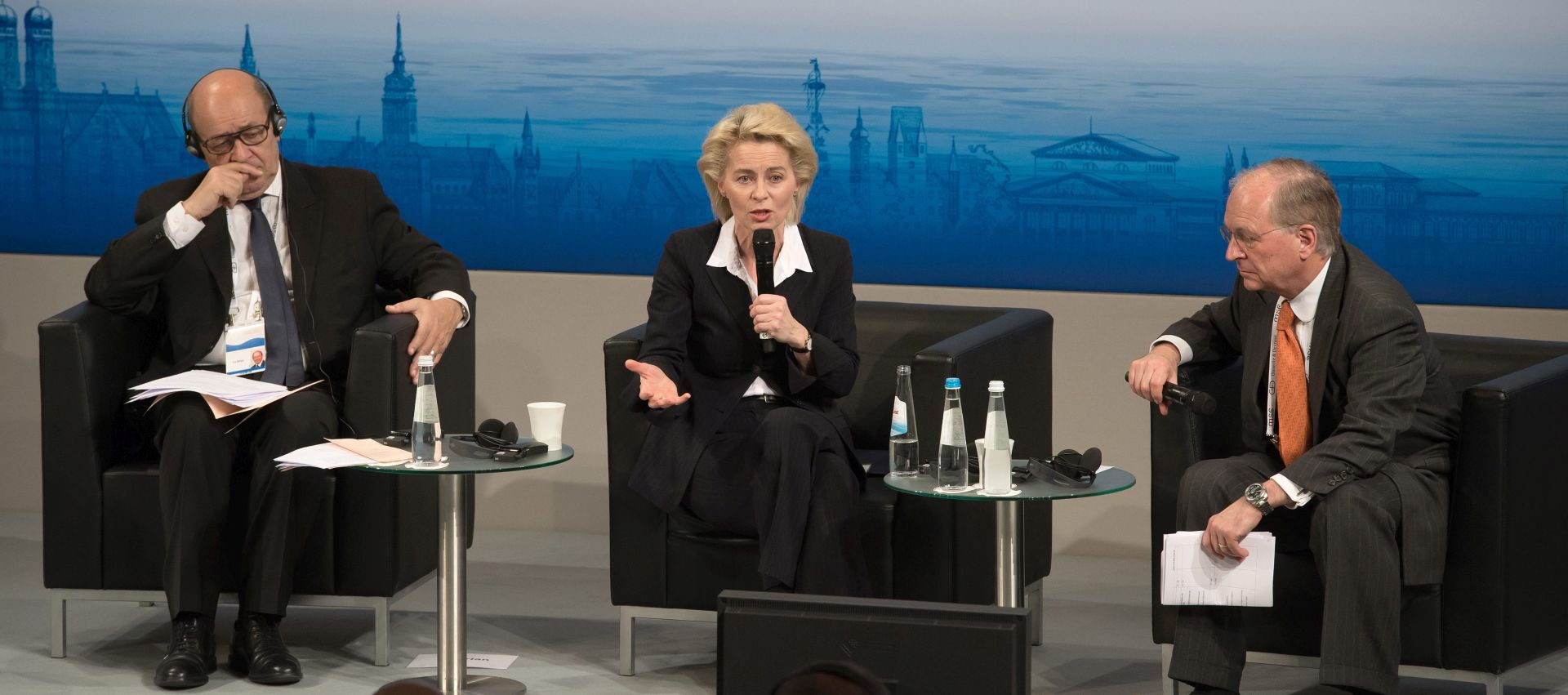 KONFERENCIJA O SIGURNOSTI: Borba protiv IS-a i migrantska kriza ključne teme