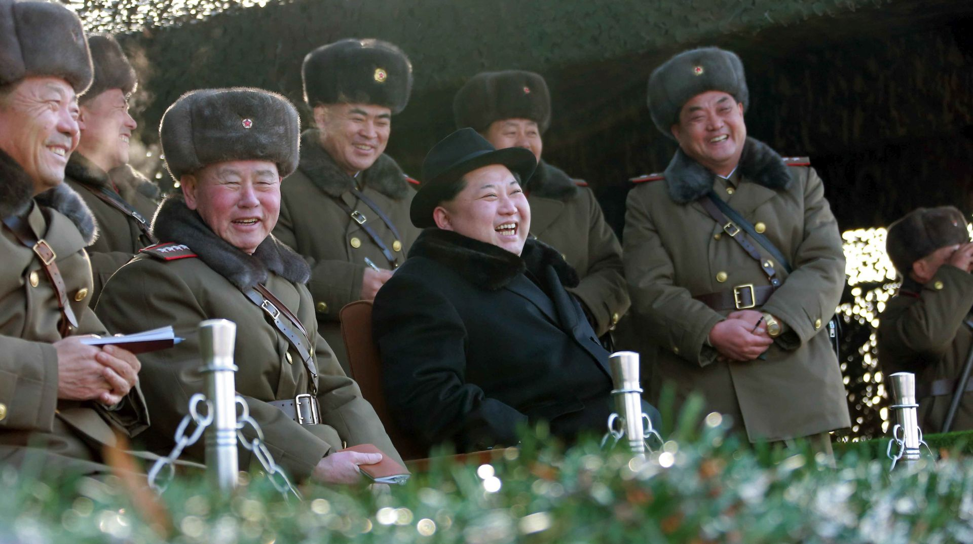 Kim Jong-Un hvali se revolucionarnim protutenkovskim oružjem