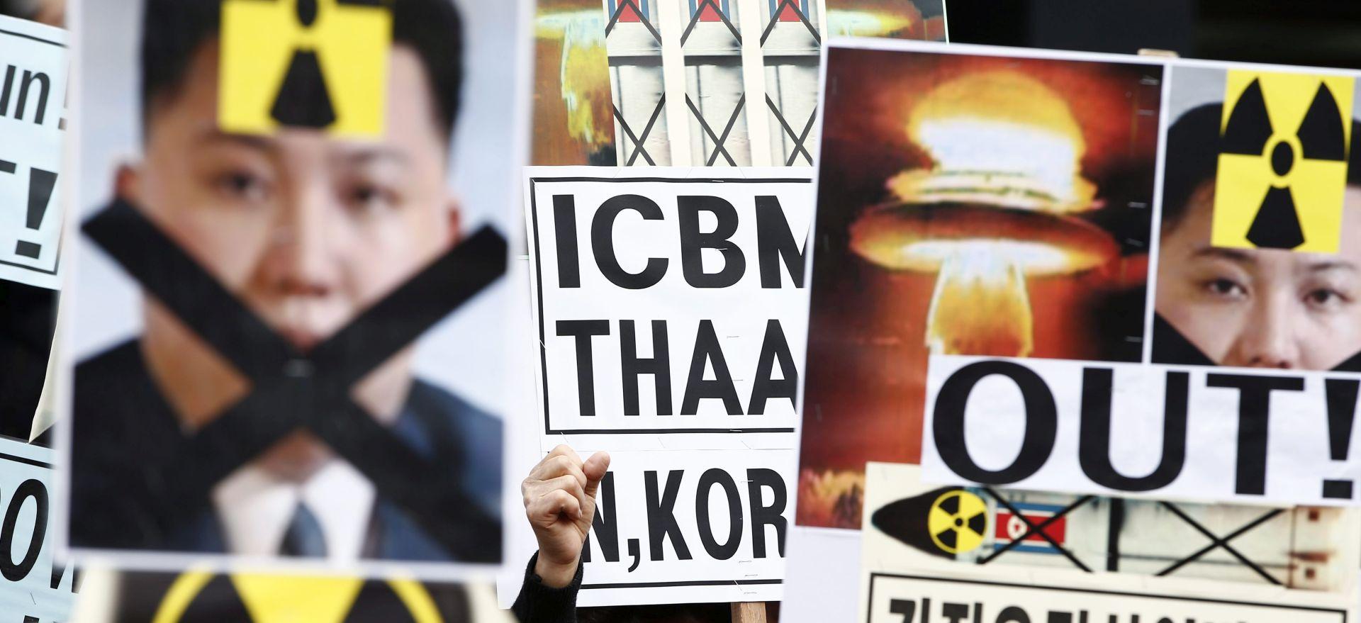 LANSIRANJE SATELITA: SAD uvodi nove sankcije protiv Sjeverne Koreje