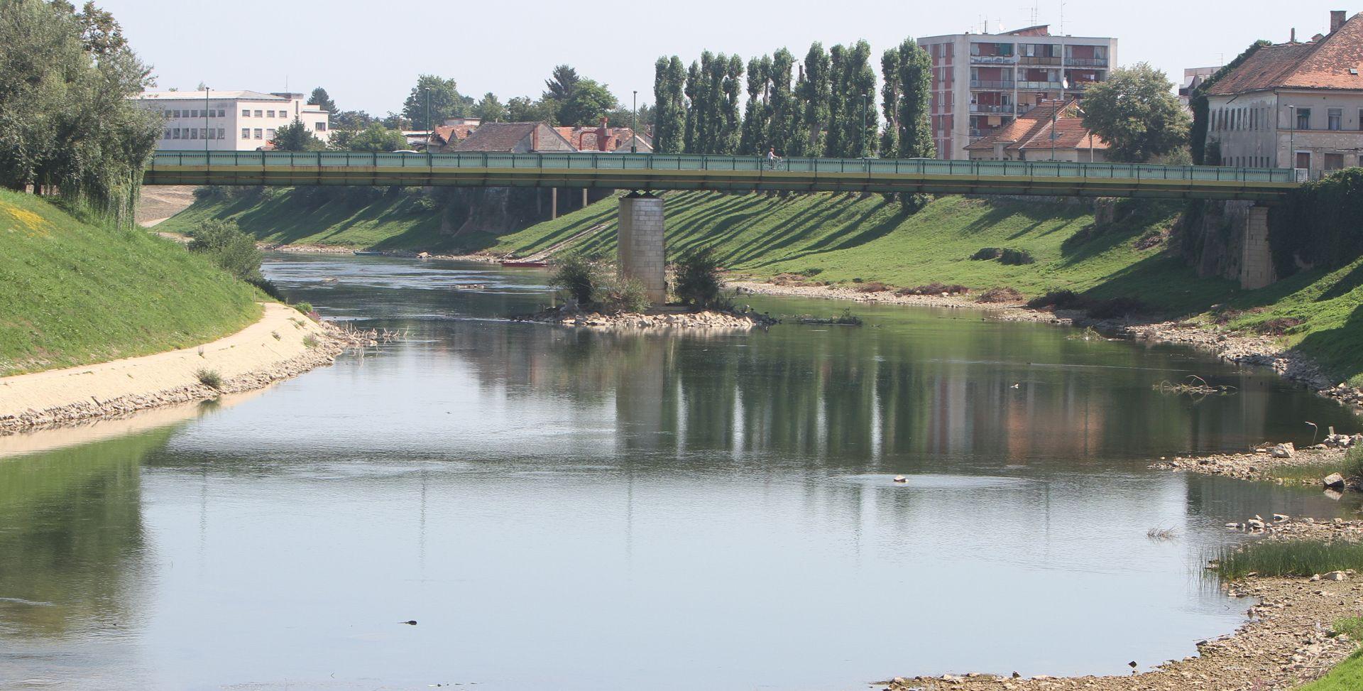 ZASAD BEZ OPASNOSTI: Karlovačke rijeke više ne rastu