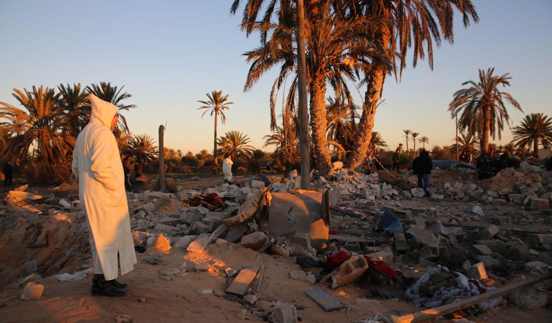 PENTAGON: Washington odbija odgovornost za smrt dvoje srpskih djelatnika u Libiji