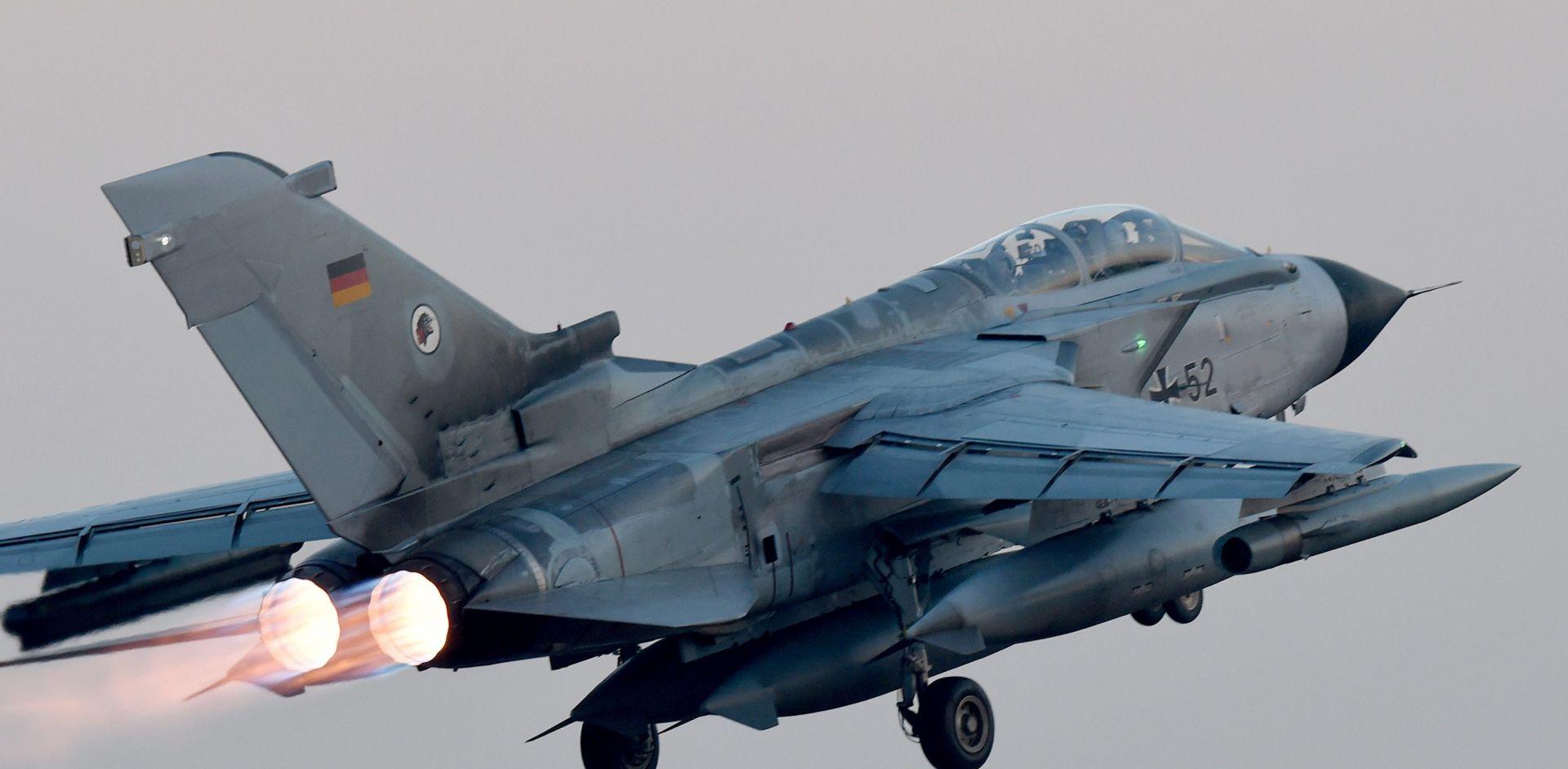 LUFTWAFFE: Ruski lovci prate njemačke zrakoplove nad Sirijom