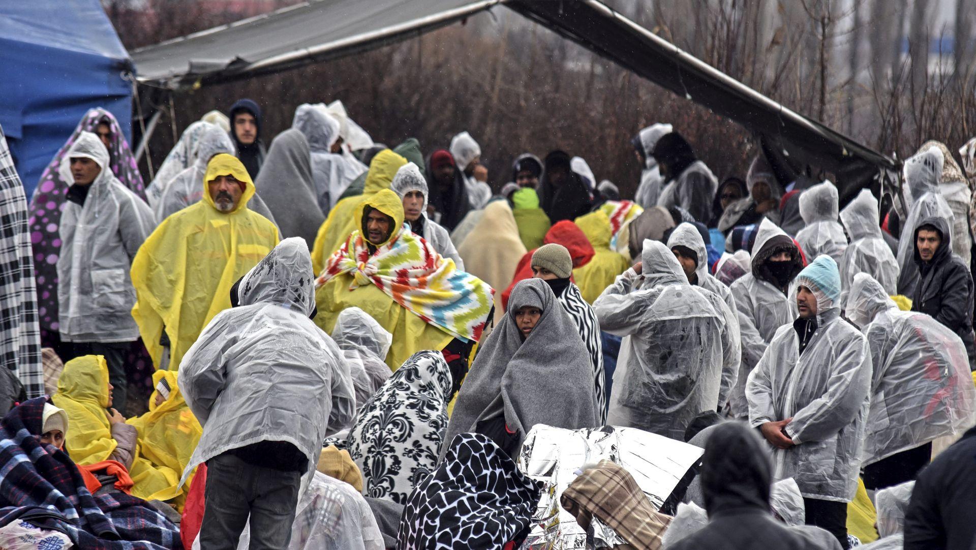 UPOZORILI HRVATSKU: Slovenija prima najviše 580 migranata dnevno