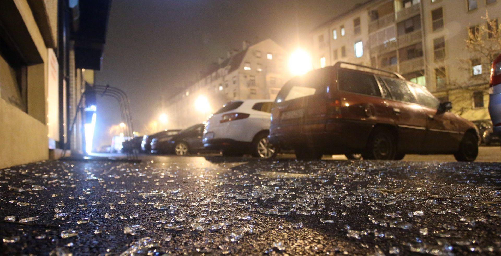 NEMA OZLIJEĐENIH: Na zagrebačkoj Malešnici sinoć odjeknula eksplozija