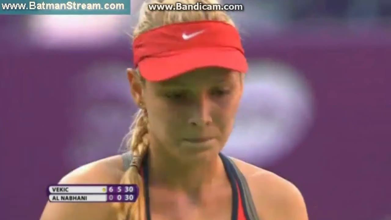 "VIDEO: WTA DOHA Donna Vekić ""biciklom"" u 2. kolo"