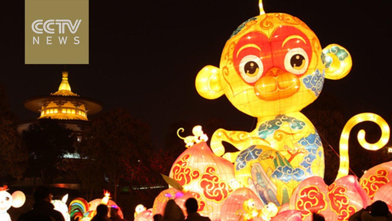 VIDEO: Kina slavi tradicionalan Festival lampiona