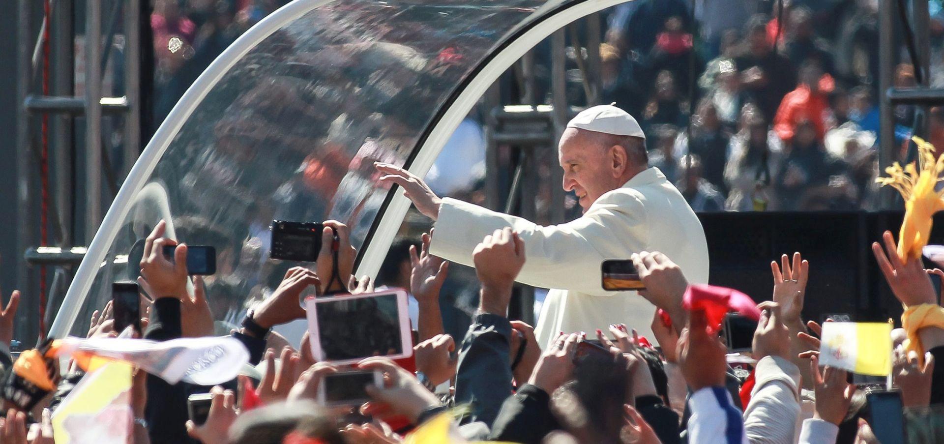 Papa Franjo zatražio od meksičkih čelnika da osiguraju pravdu i sigurnost