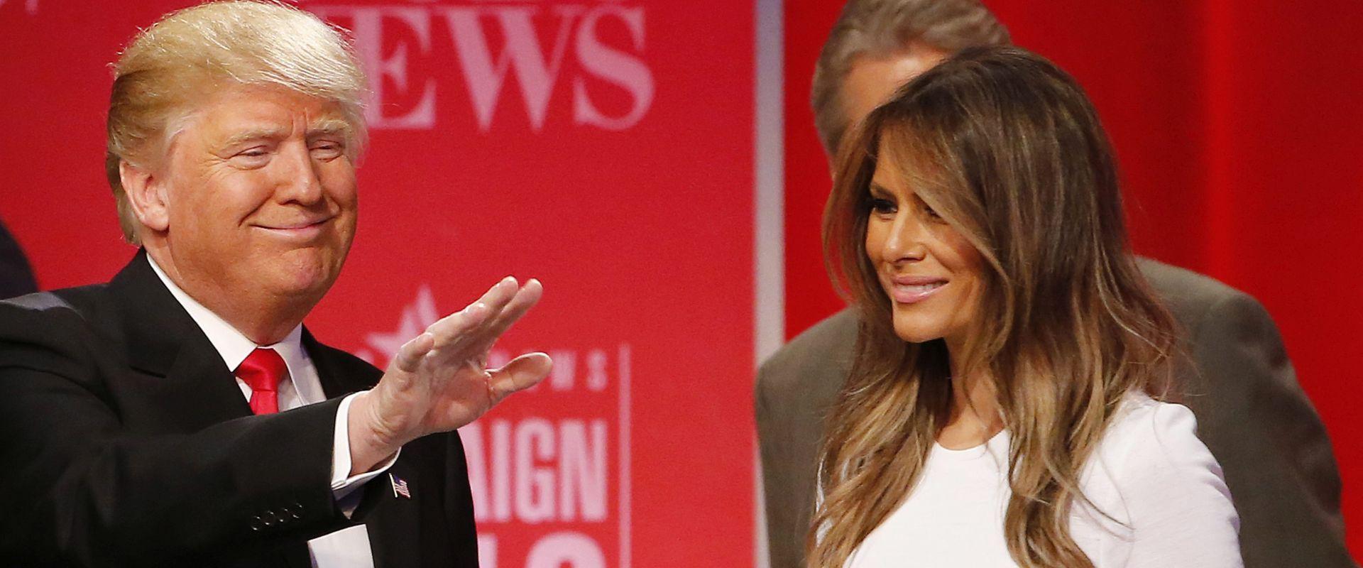 MELANIA TRUMP Hoće li Slovenka postati američka prva dama?