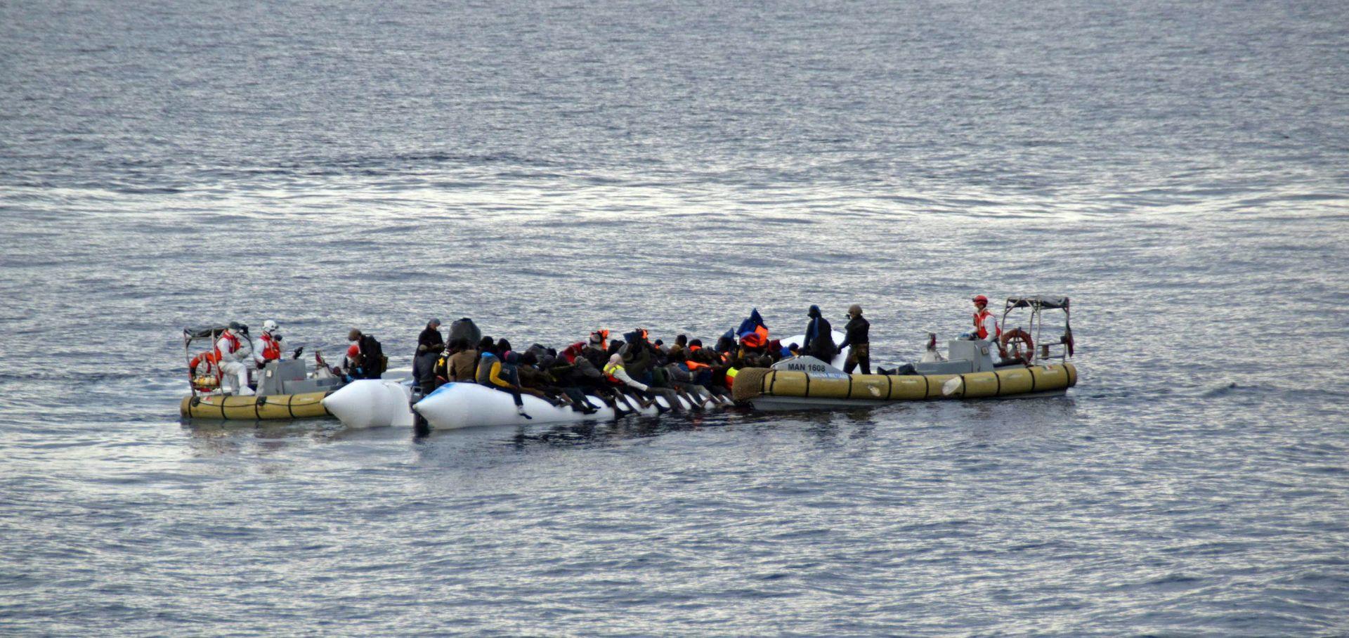 NATO: Migranti spašeni u Egejskom moru bit će vraćeni u Tursku