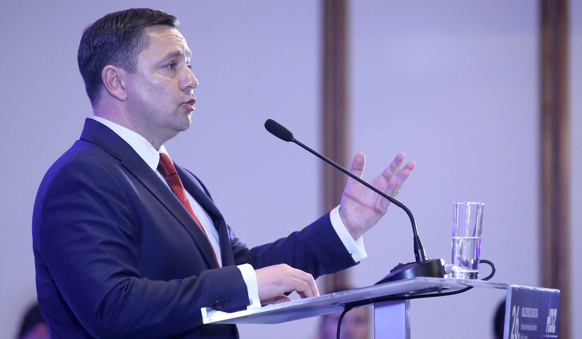Mikulić: HDZ želi svog čovjeka na čelu Skupštine,GUP i otpad trenutno gorući problemi