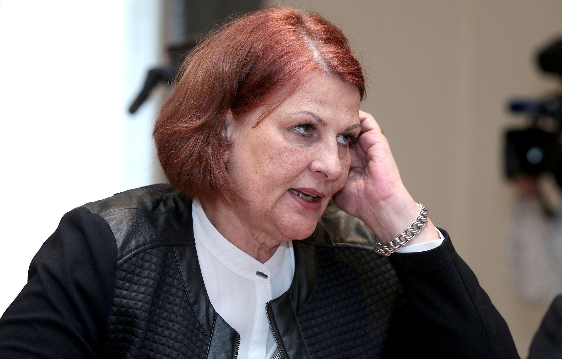 Ministrica rada: Našli smo platformu za suradnju sa sindikatima