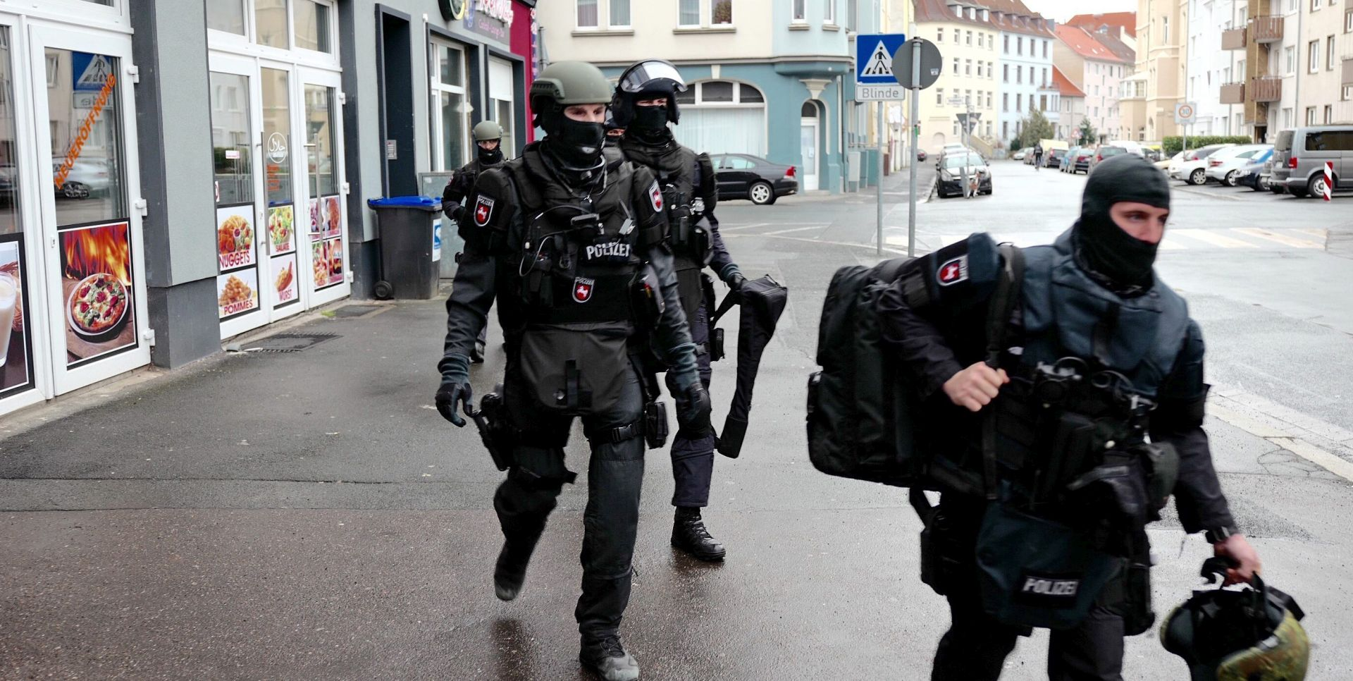 Njemačka: Potraga za osumnjičenim pripadnicima IS-a