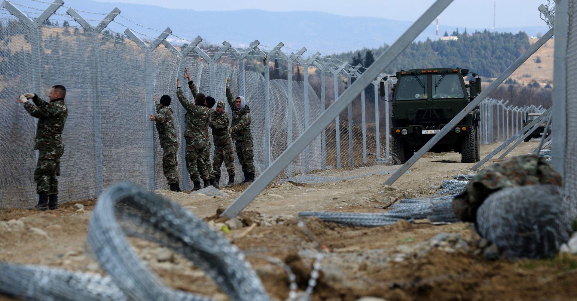 THINK-TANK: Ograde neće spriječiti migrante da dođu u Europu
