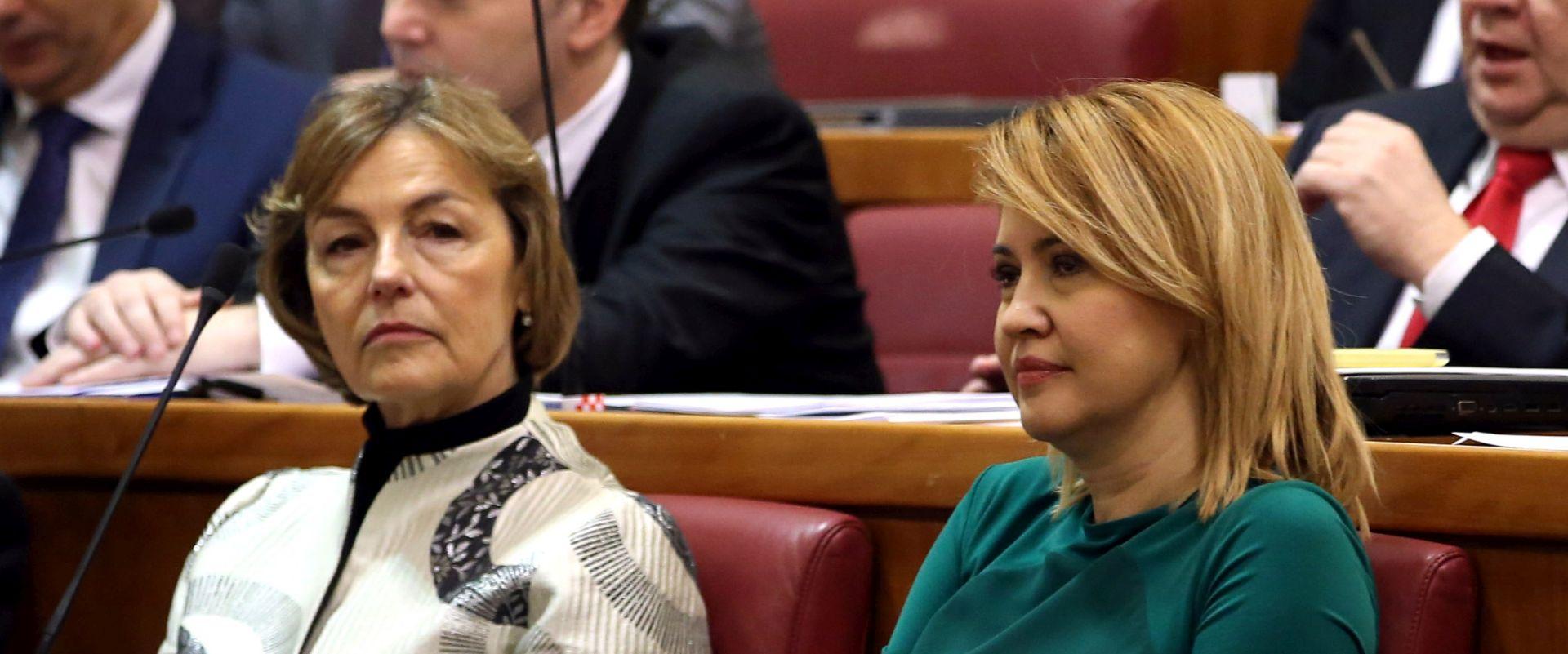 DORH: Nema prekršajne odgovornosti zbog nepoštivanja ženske kvote na izbornim listama