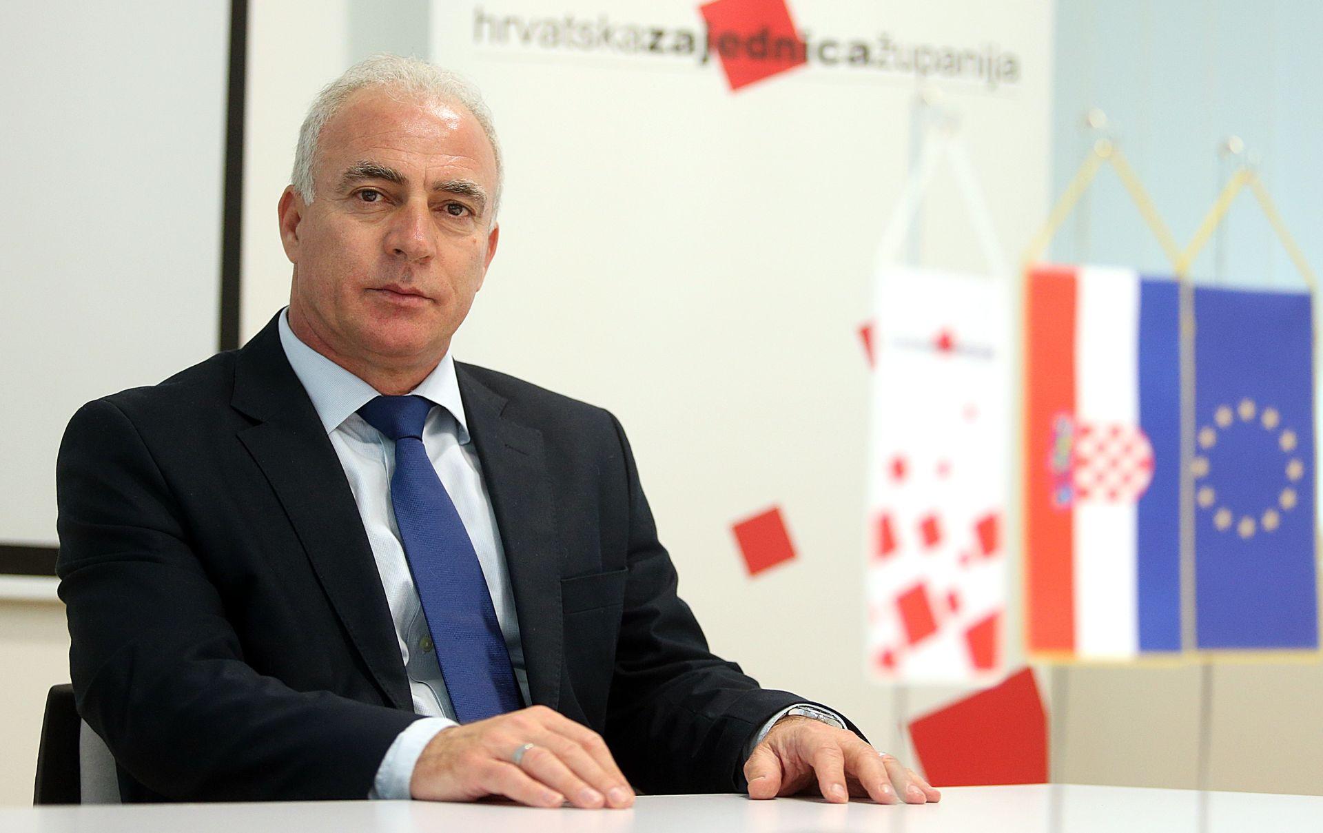 Goran Pauk: Zdravstvo, školstvo i socijalu treba vratiti 'pod županijske skute'