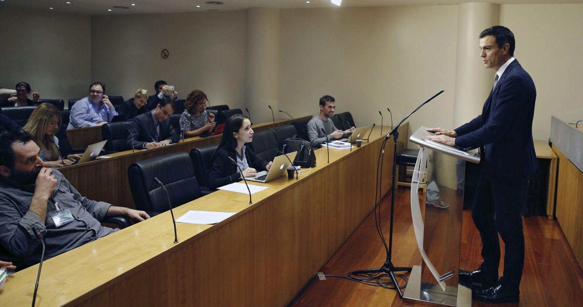 ŠPANJOLSKA VLADA: Podemos uvjetuje formiranje vlade izbacivanjem Građana iz pregovora