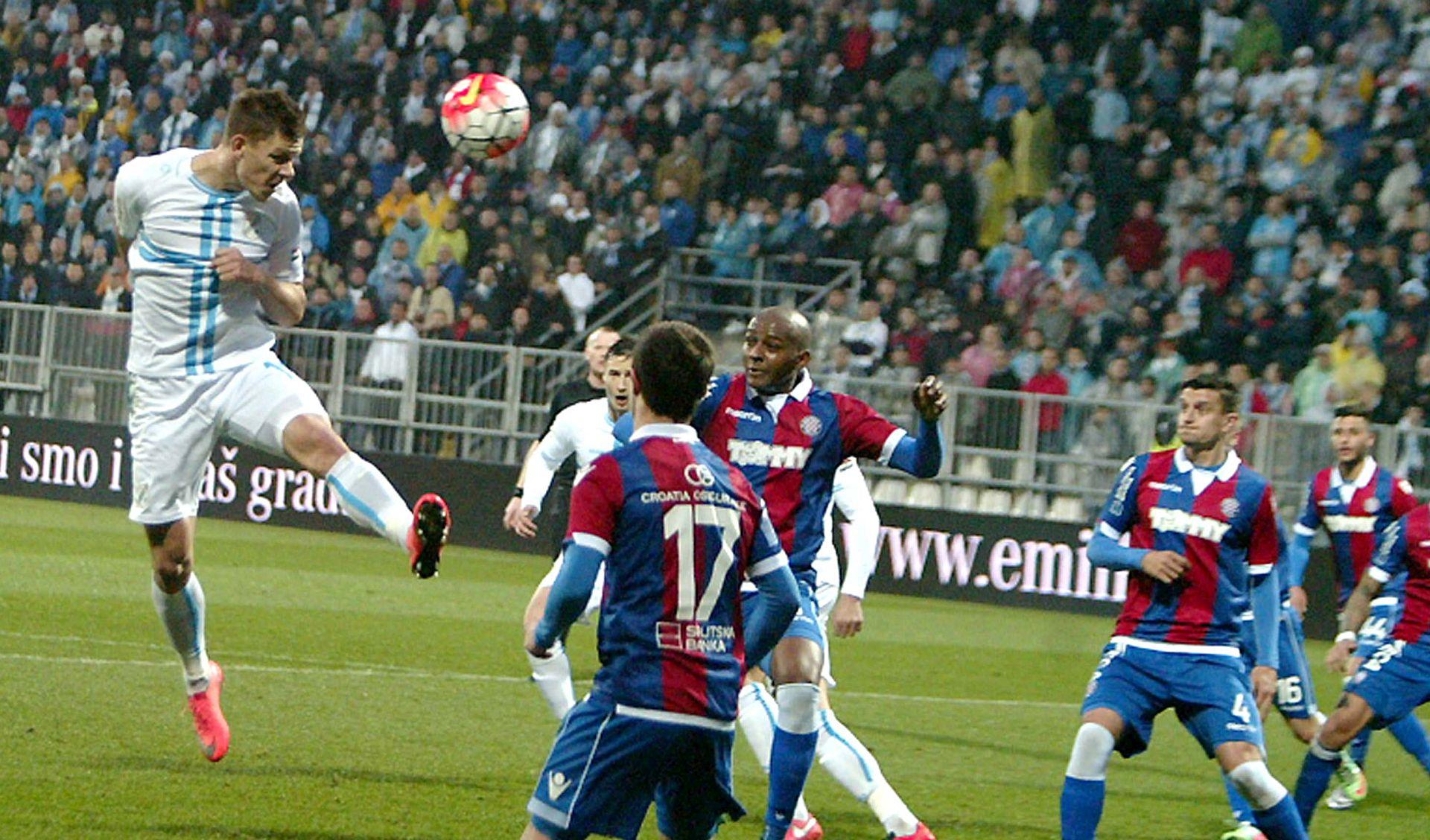 Rijeka – Hajduk 1-0
