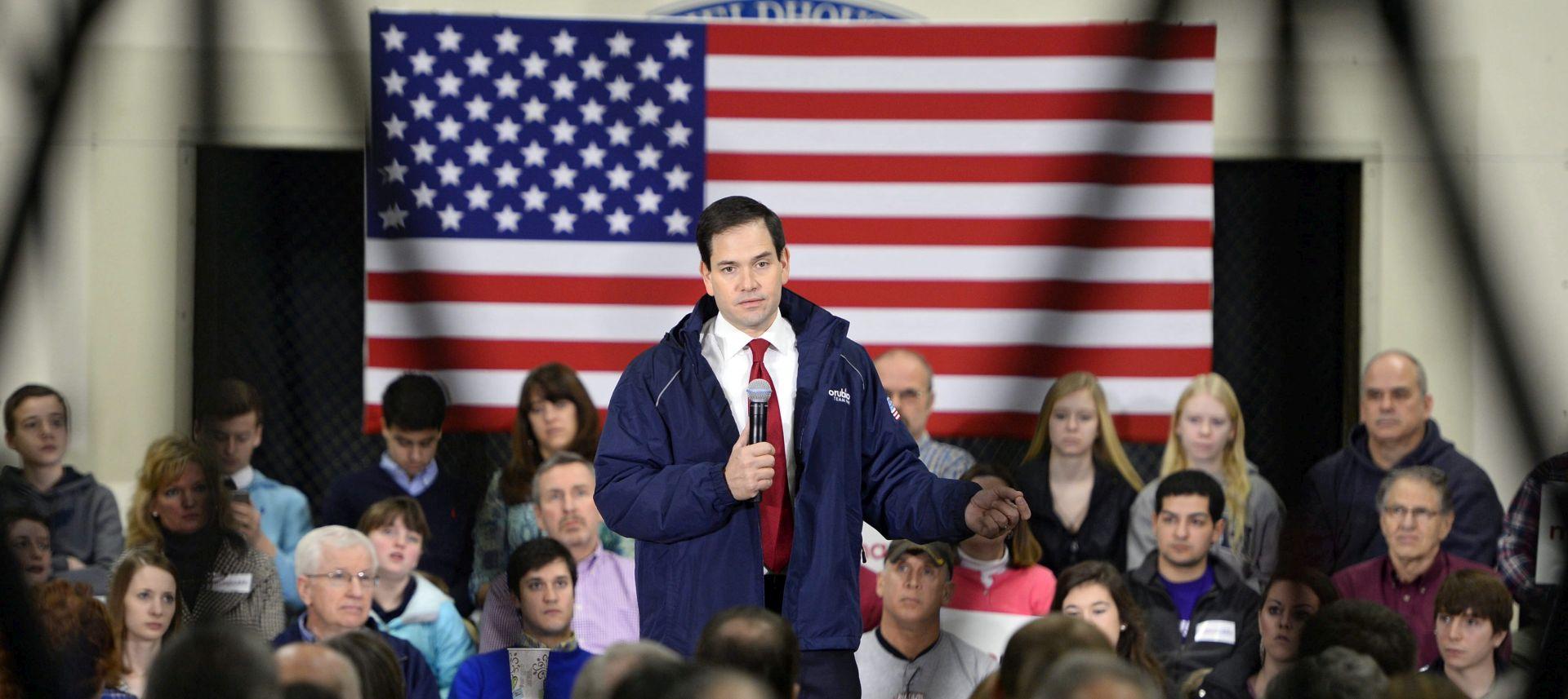 MANJAK ISKUSTVA: Rubio meta velikih kritika u republikanskoj debati
