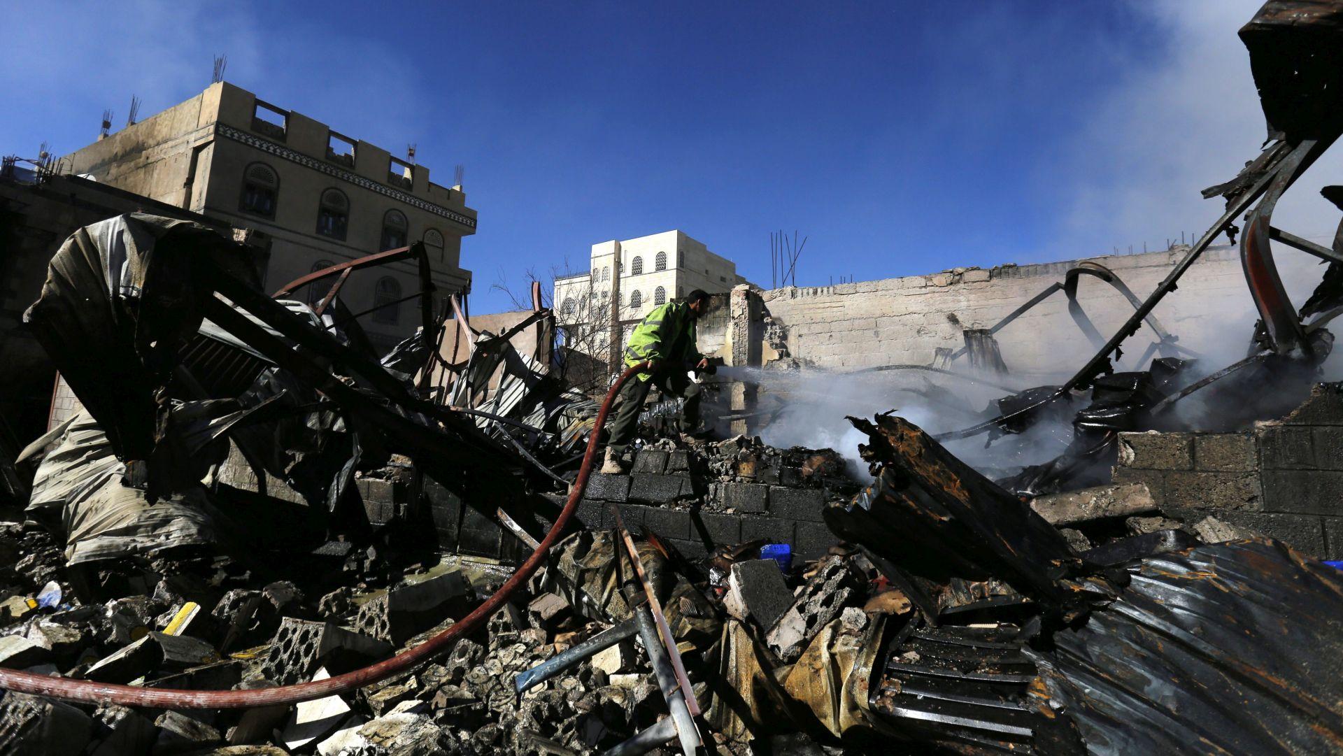 WASHINGTON 'Moguće je da Sirija priprema novi napad kemijskim oružjem'