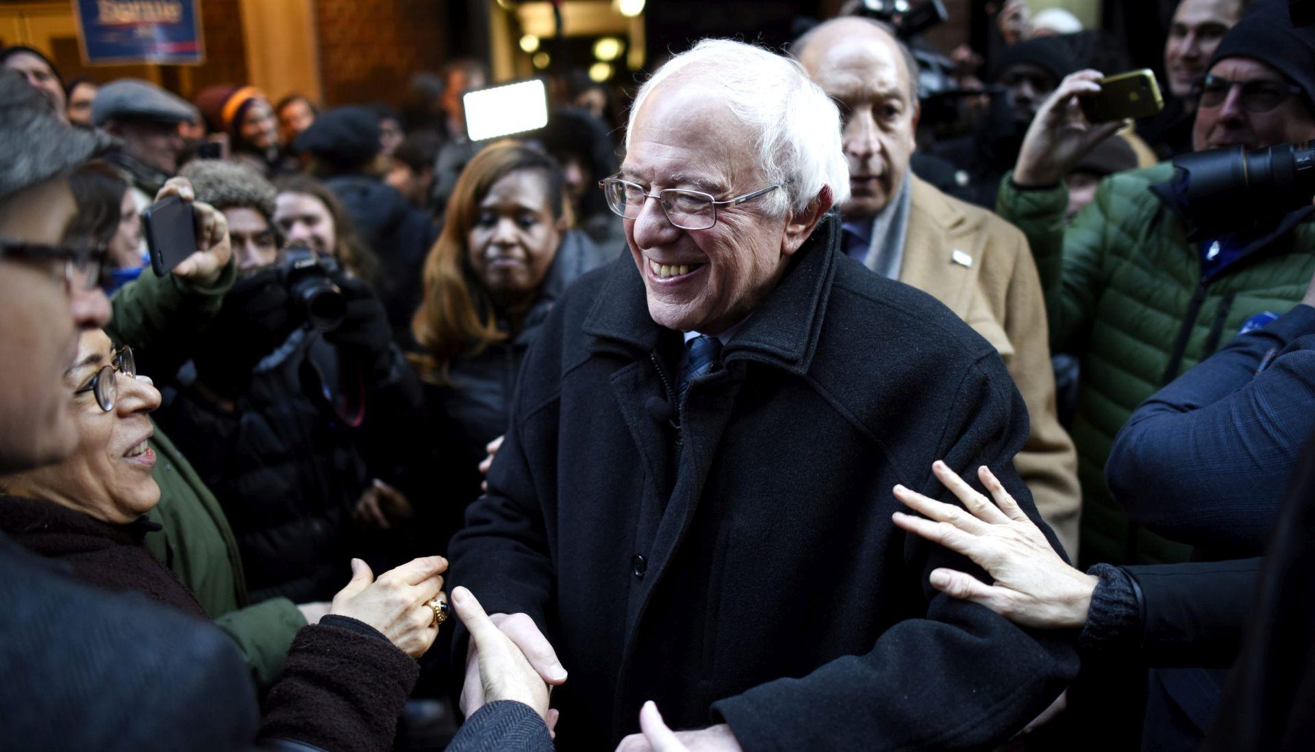 SAD: Bernie Sanders i Donald Trump pobjednici predizbora u New Hampshireu