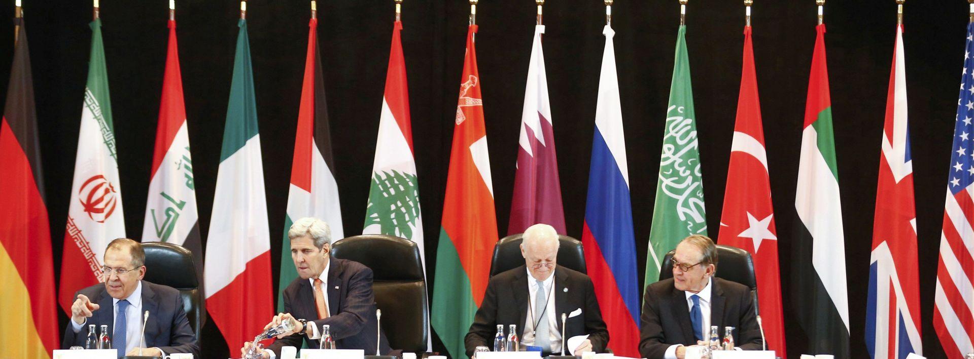 HUMANITARNA KRIZA: Svjetske sile dogovorile prekid sukoba u Siriji
