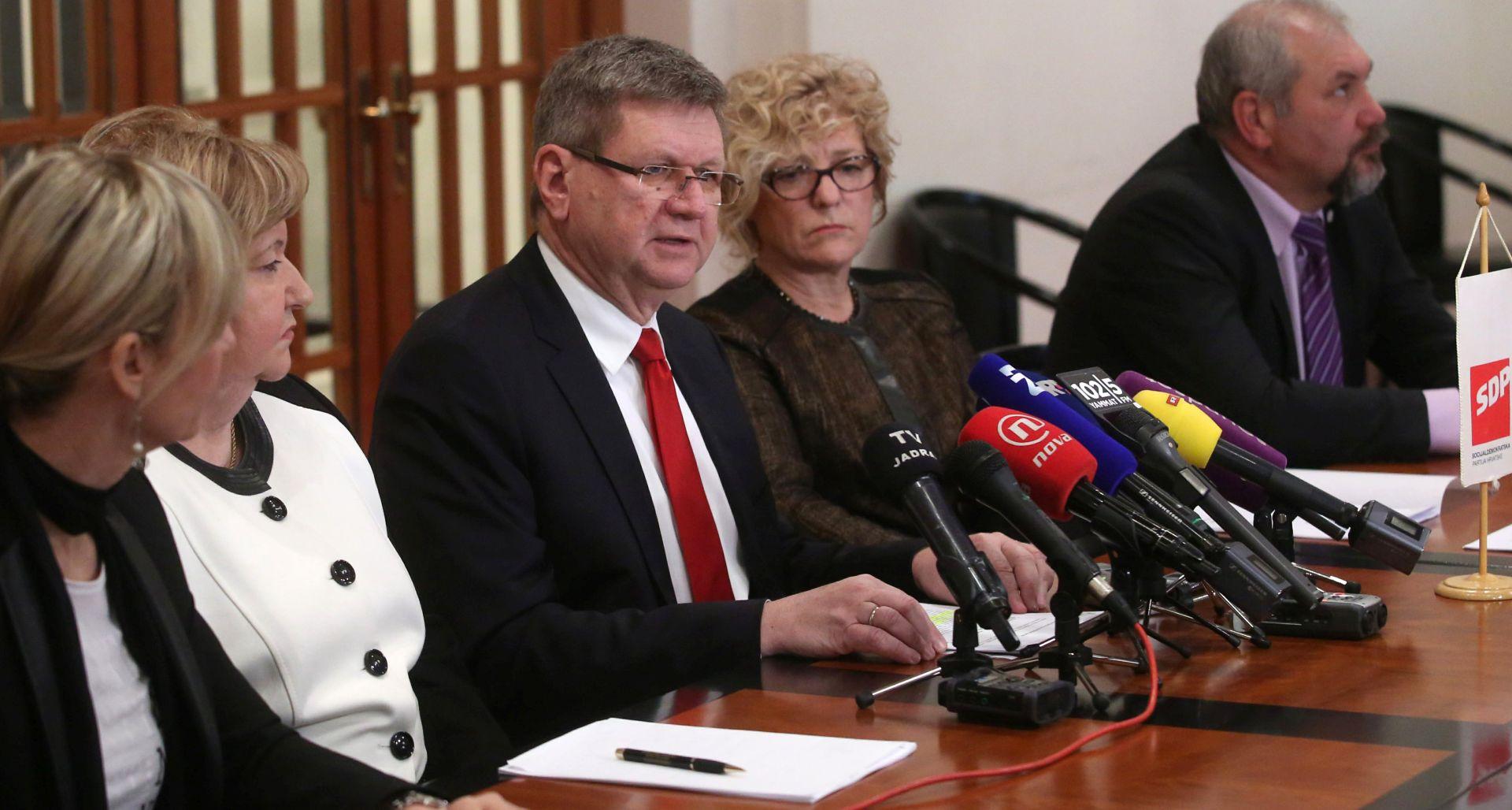 KLUB ZASTUPNIKA SDP-a: Upućeni prijedlozi za povećanje rodiljnih i roditeljskih naknada