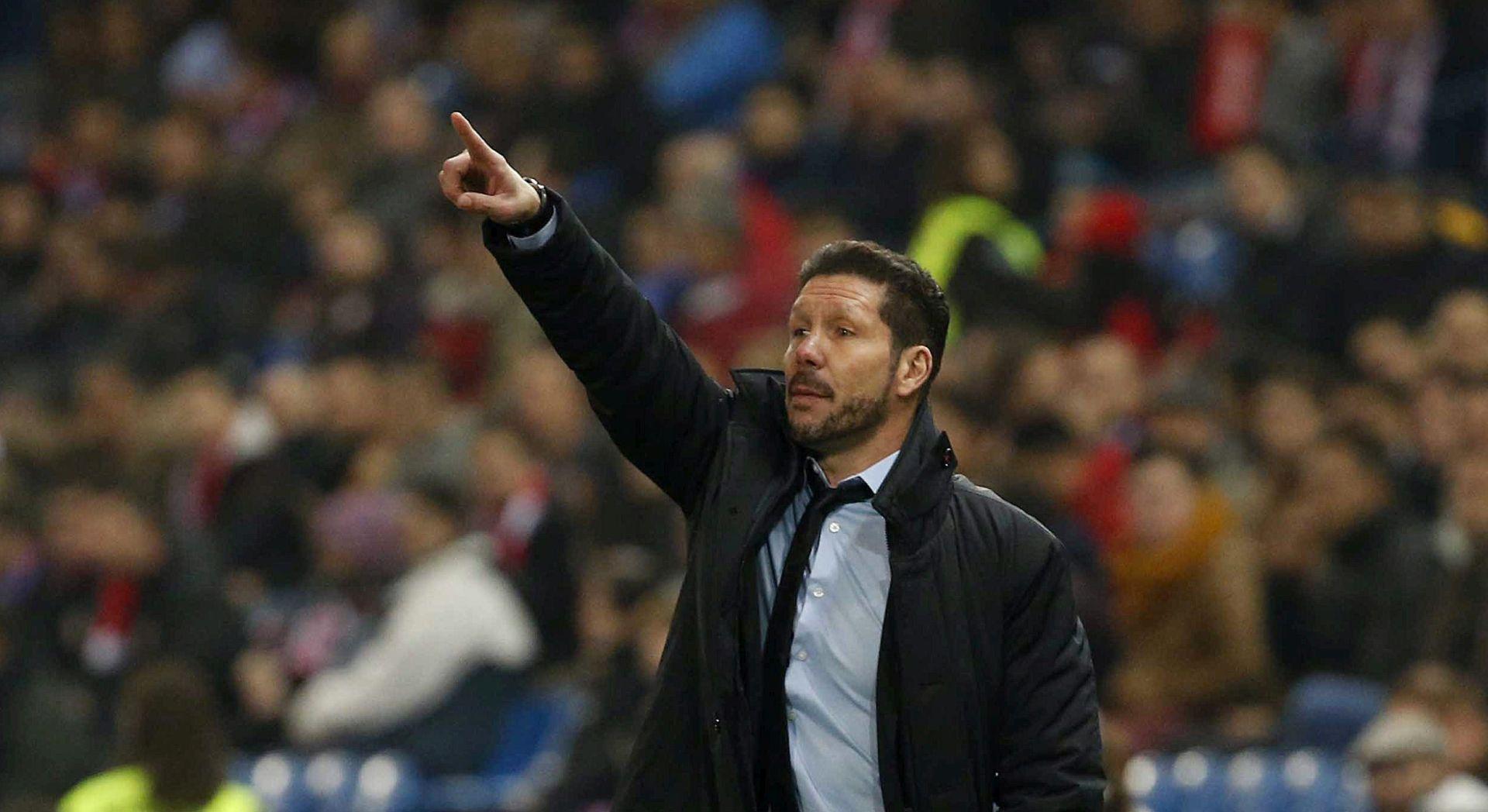 Simeone dogovorio prelazak u Chelsea