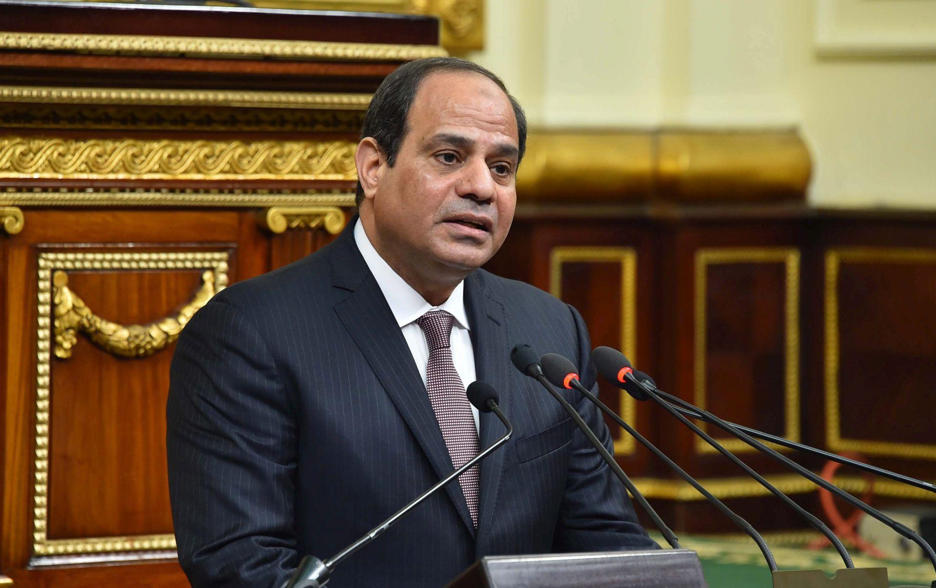 LIBANONSKA KRIZA Sisi u utorak prima Haririja