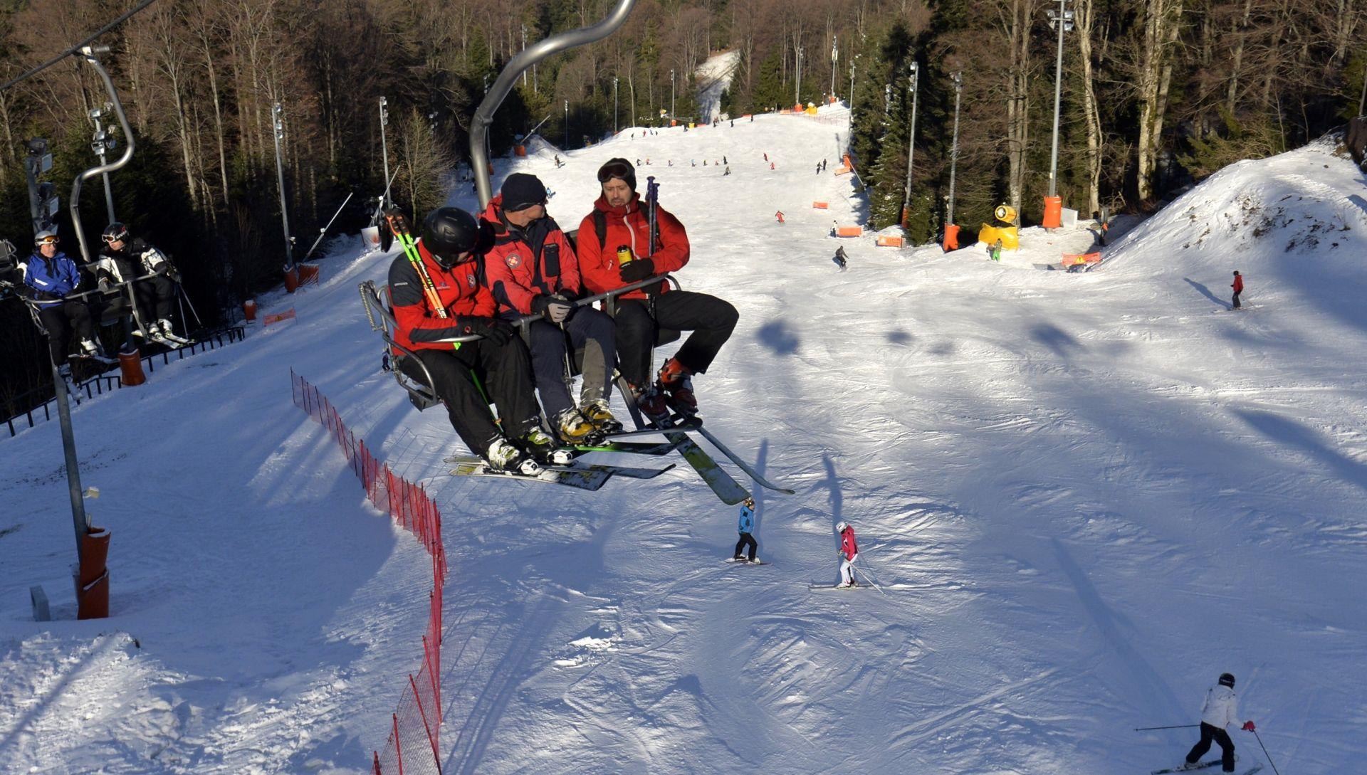 Skijajte sigurno uz Olival proizvode za zaštititu lica, ruku i usana
