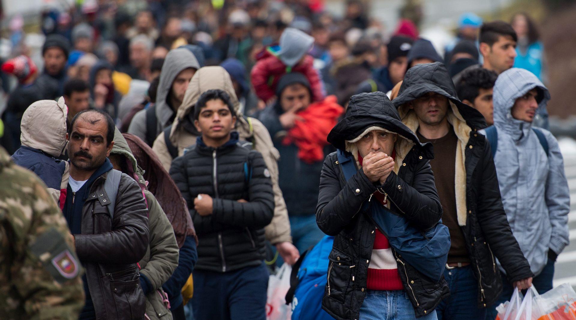 Albanija i Crna Gora se pripremaju za mogući prihvat migranata