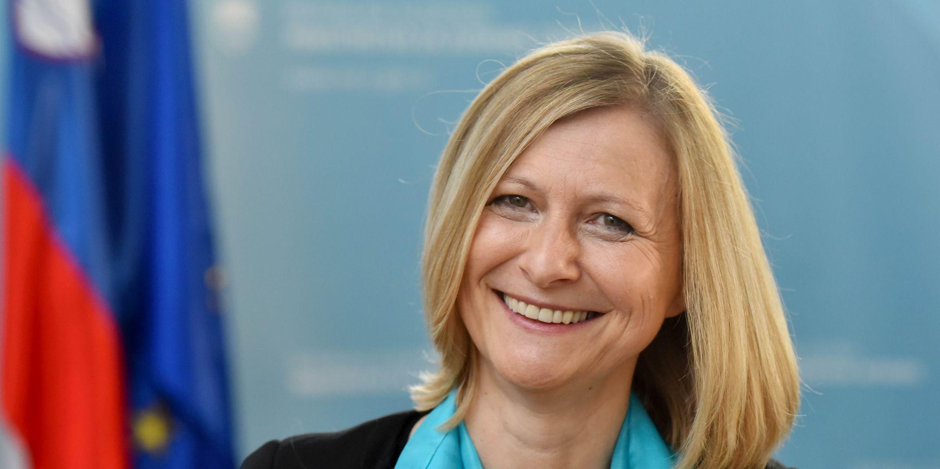 Nova slovenska veleposlanica o odnosima: Hrvatska i Slovenija su prijateljske i bliske zemlje