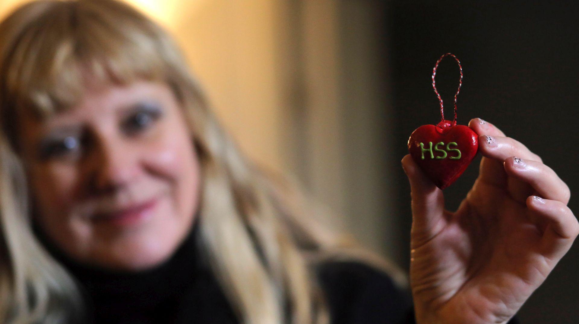 ZA VALENTINOVO: Mladi HSS-ovci Zagrepčanima dijelili licitarska srca