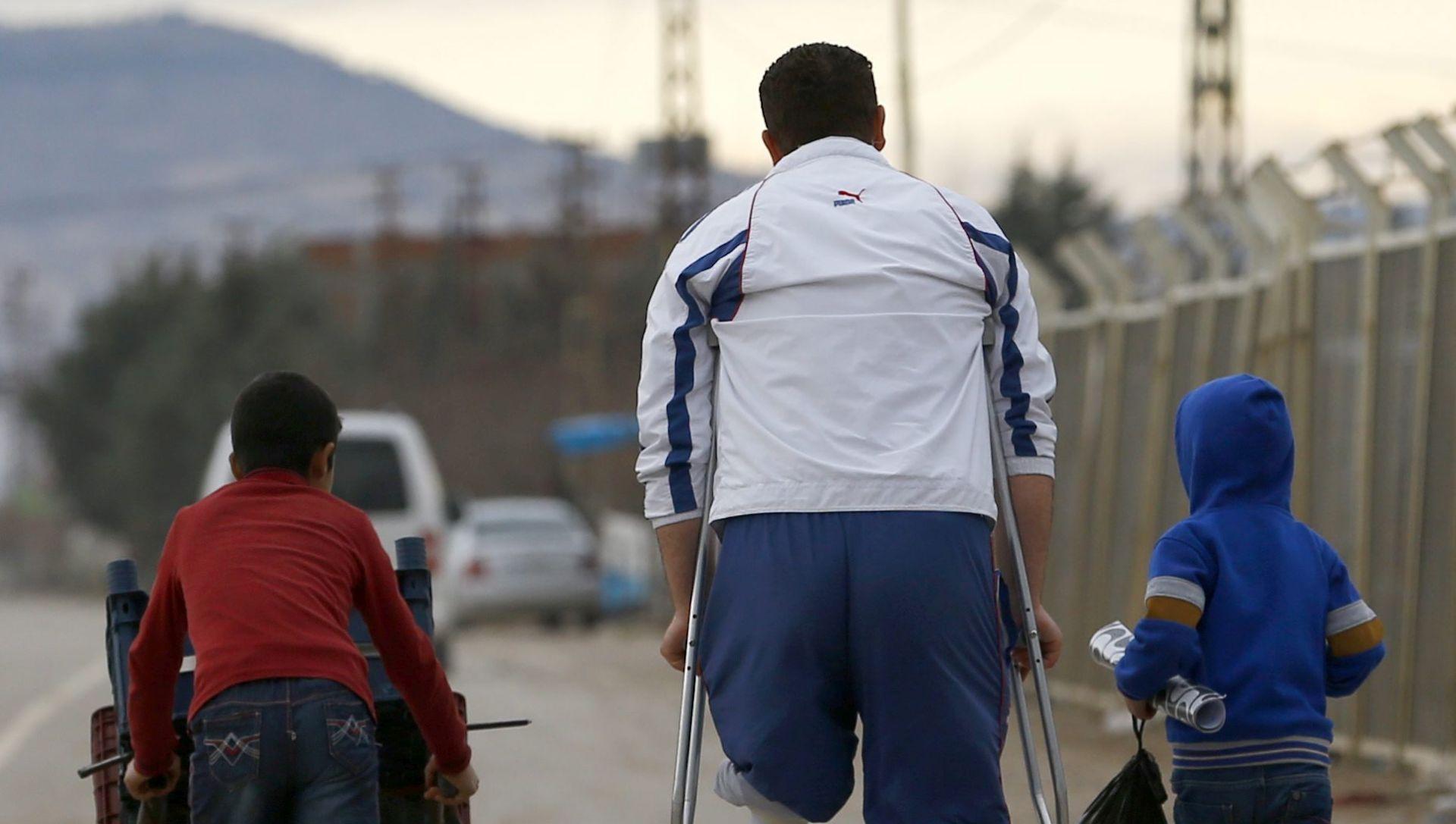 Turska: Do 100.000 ljudi smješteno u kampovima u posljednjem migrantskom valu