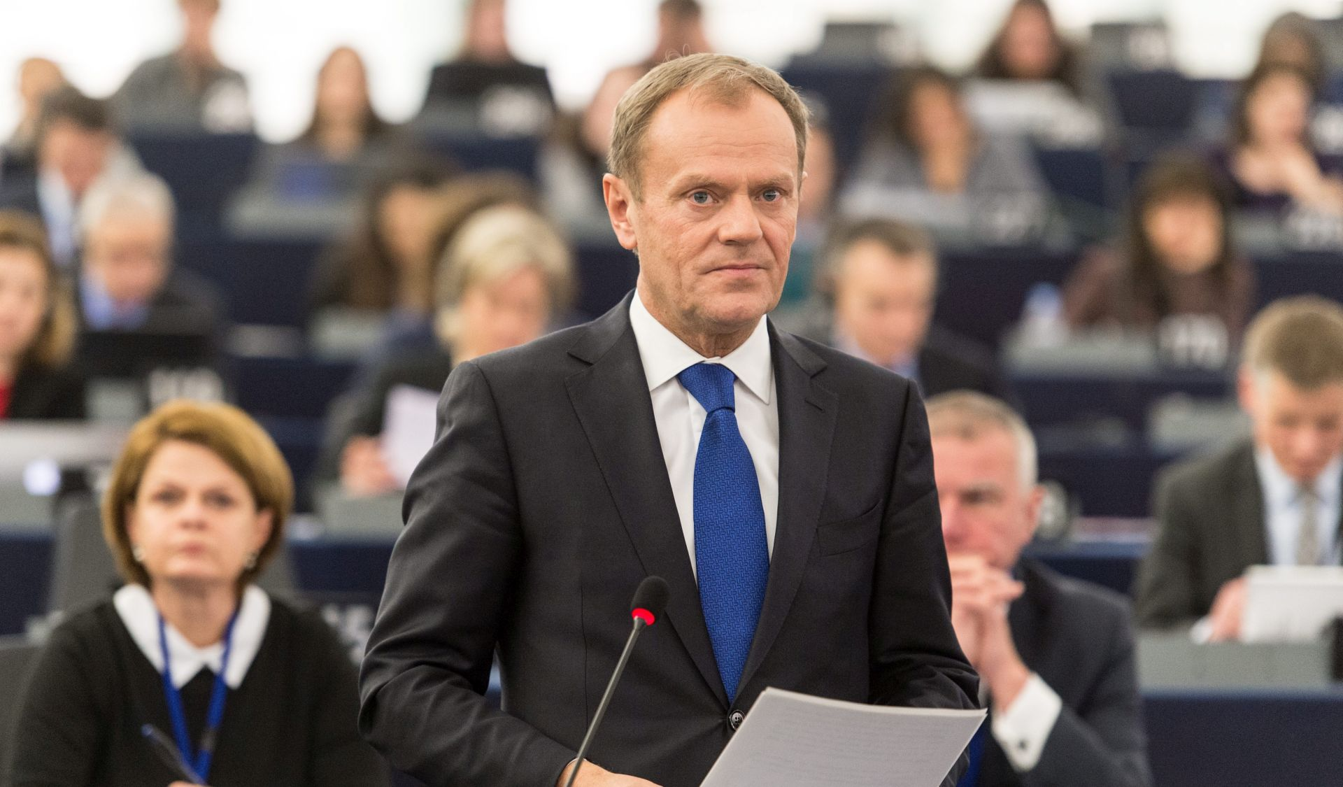 O MIGRANTSKOJ KRIZI: Tusk organizira sastanak o na kojem će biti i hrvatski premijer