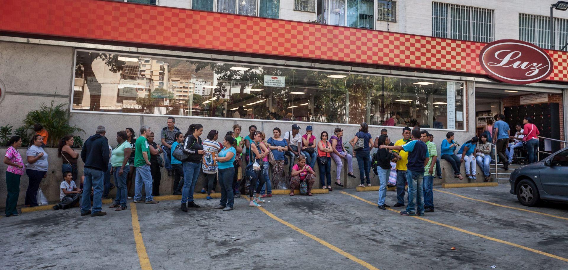 SUD U VENEZUELI: Proglašeno izvanredno stanje zbog gospodarske krize
