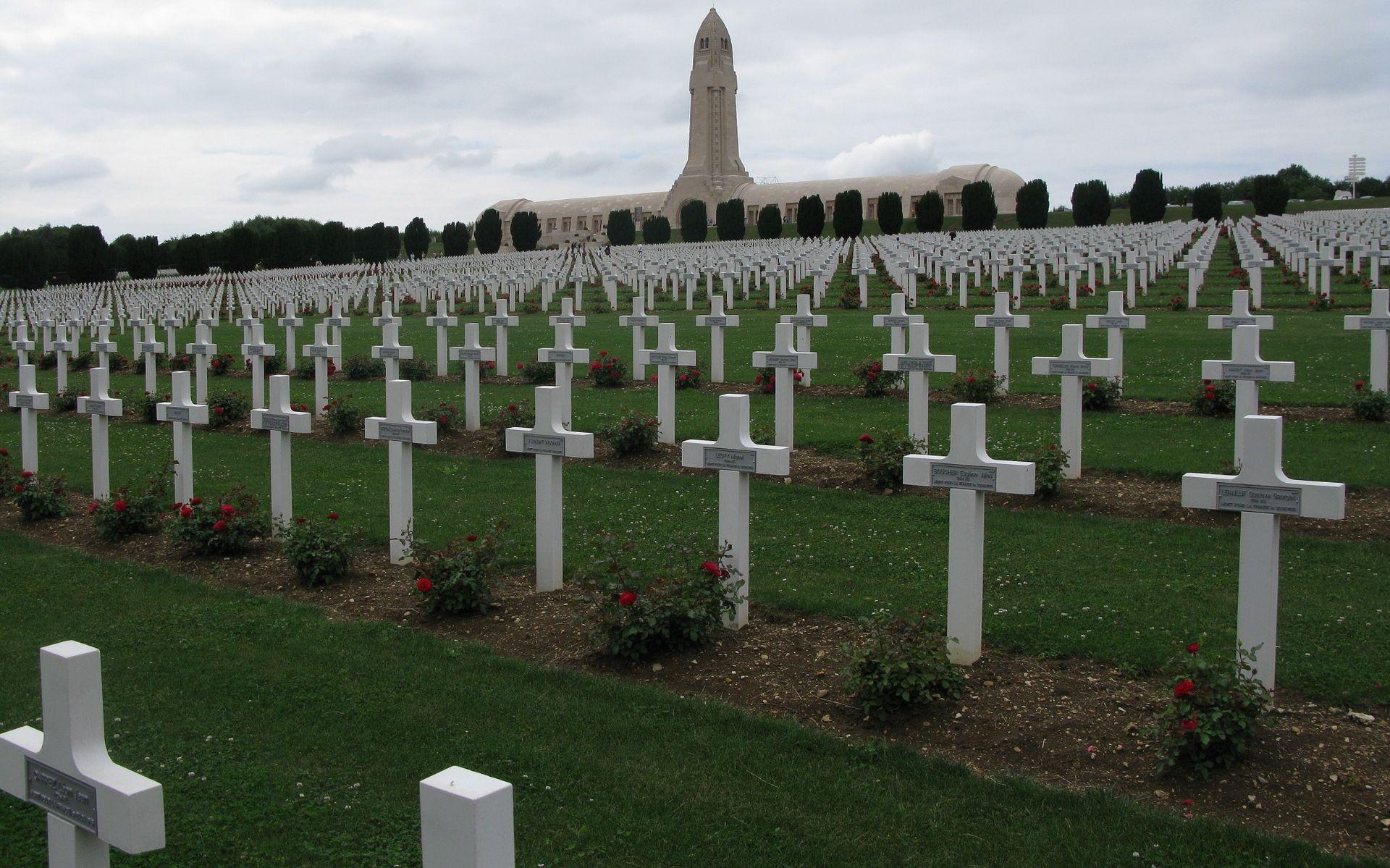 VIDEO: Sto godina nakon Verduna: Bojno polje je simbol pomirenja