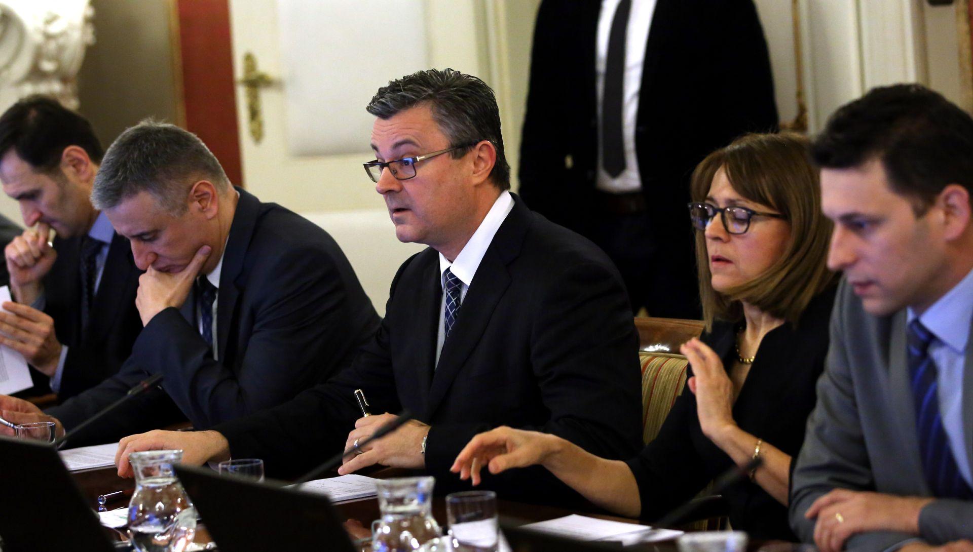 Ministri Butković i Kuščević protiv spajanja Ministarstva branitelja i MORH-a