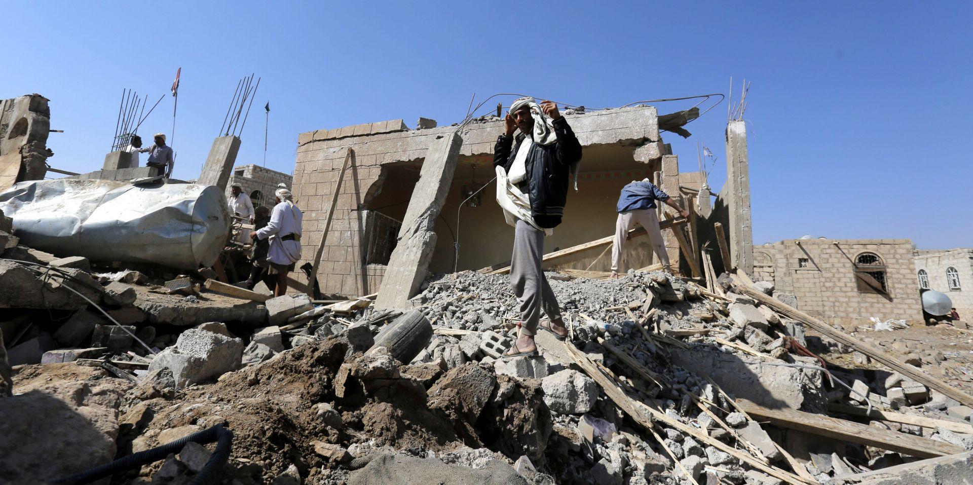 SAUDIJSKA ARABIJA Napad na pogrebni dom u Jemenu bio je produkt 'loših informacija'