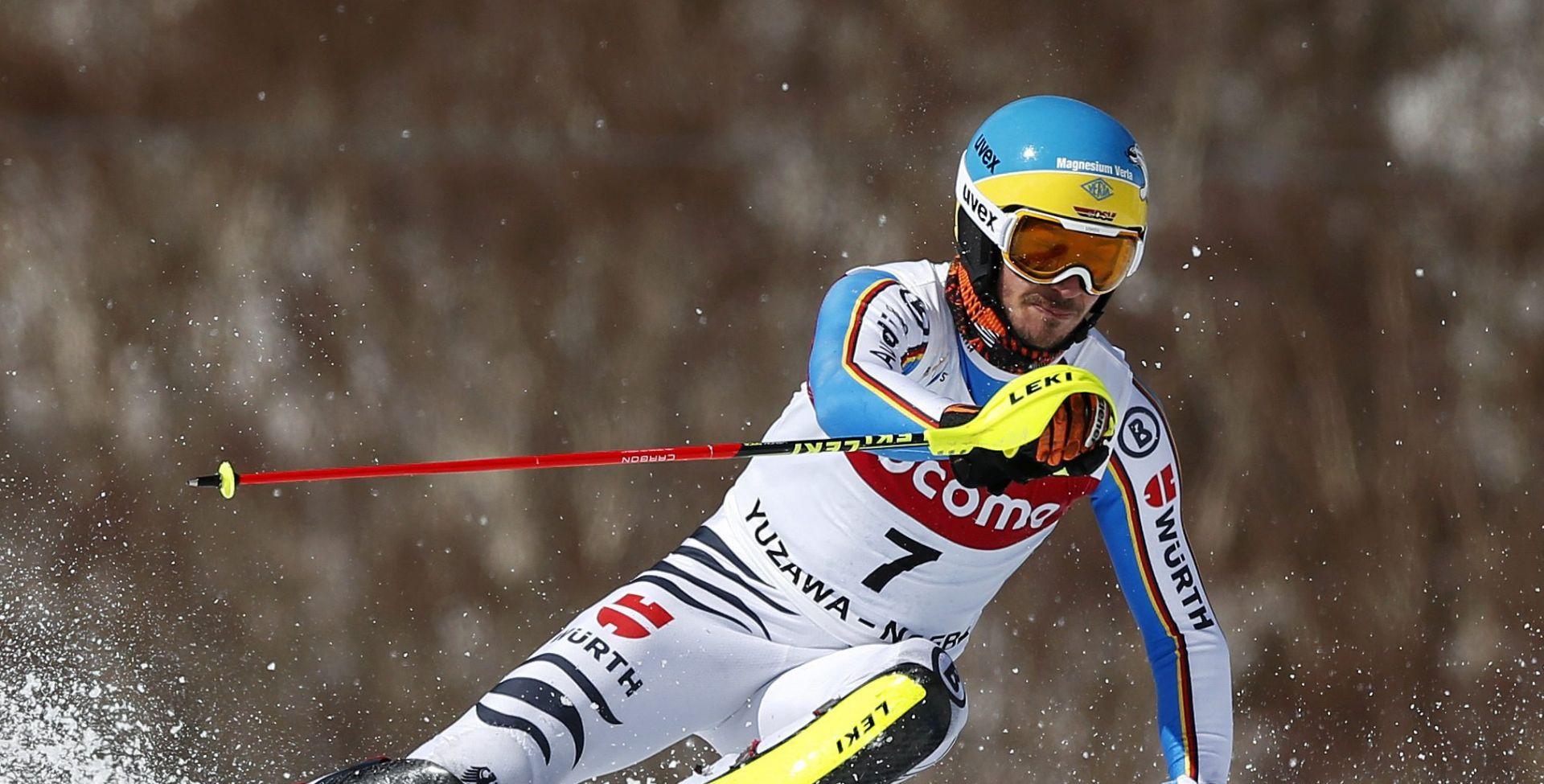 St. Moritz, slalom (m): Rodeš 17. na zadnjem slalomu sezone, pobjeda Myhreru