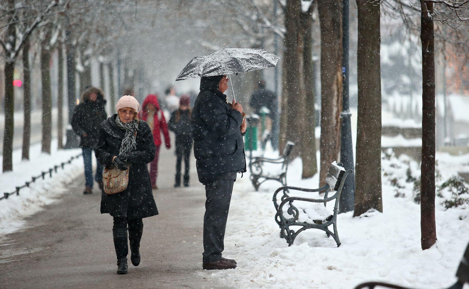 SUTRA PROMJENA VREMENA: Padaju temperature, osjetno zahlađenje, moguć snijeg