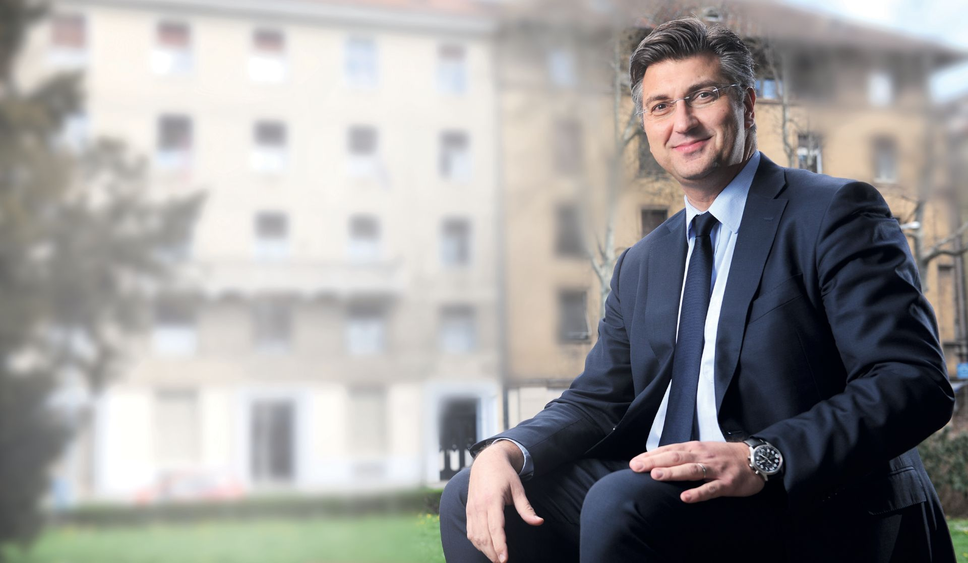 Plenković: Iskustvom i znanjem povratit ću povjerenje birača u HDZ