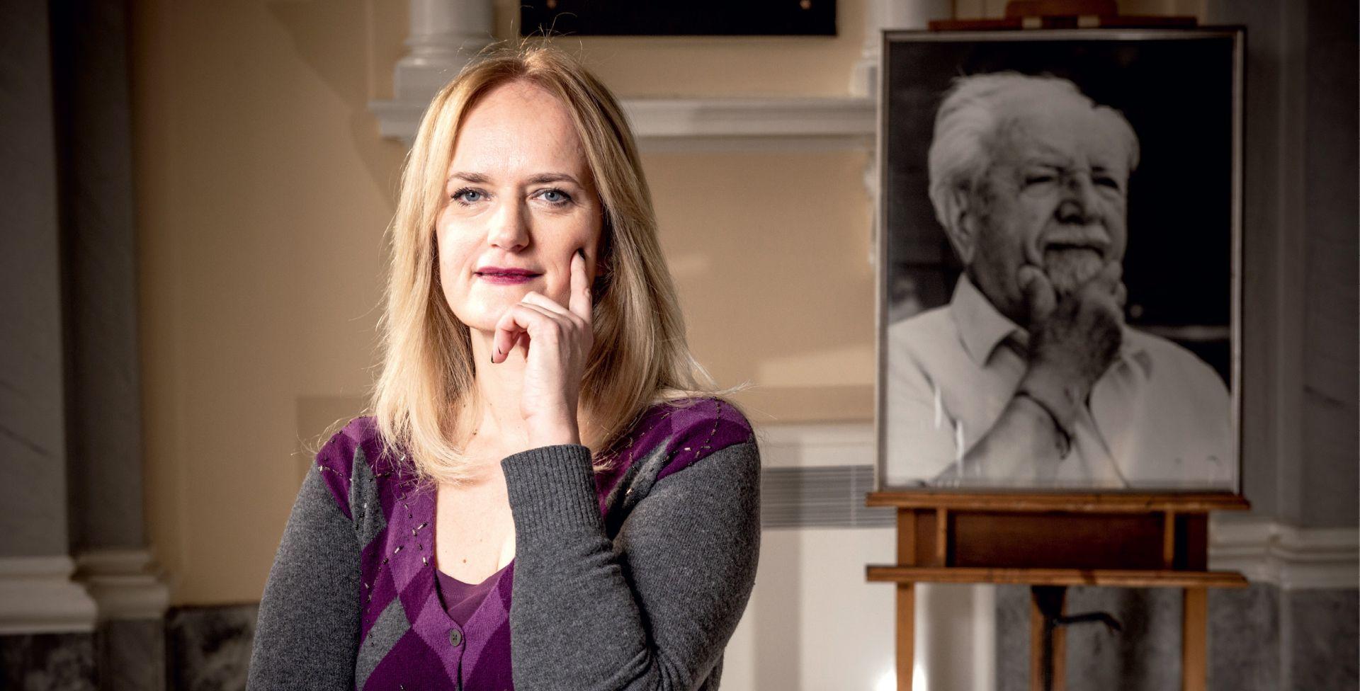 INTERVIEW: CORINNE ENQUIST 'Ne da nije bio povjesničar umjetnosti, nego Mimara nije završio ni osnovnu školu'