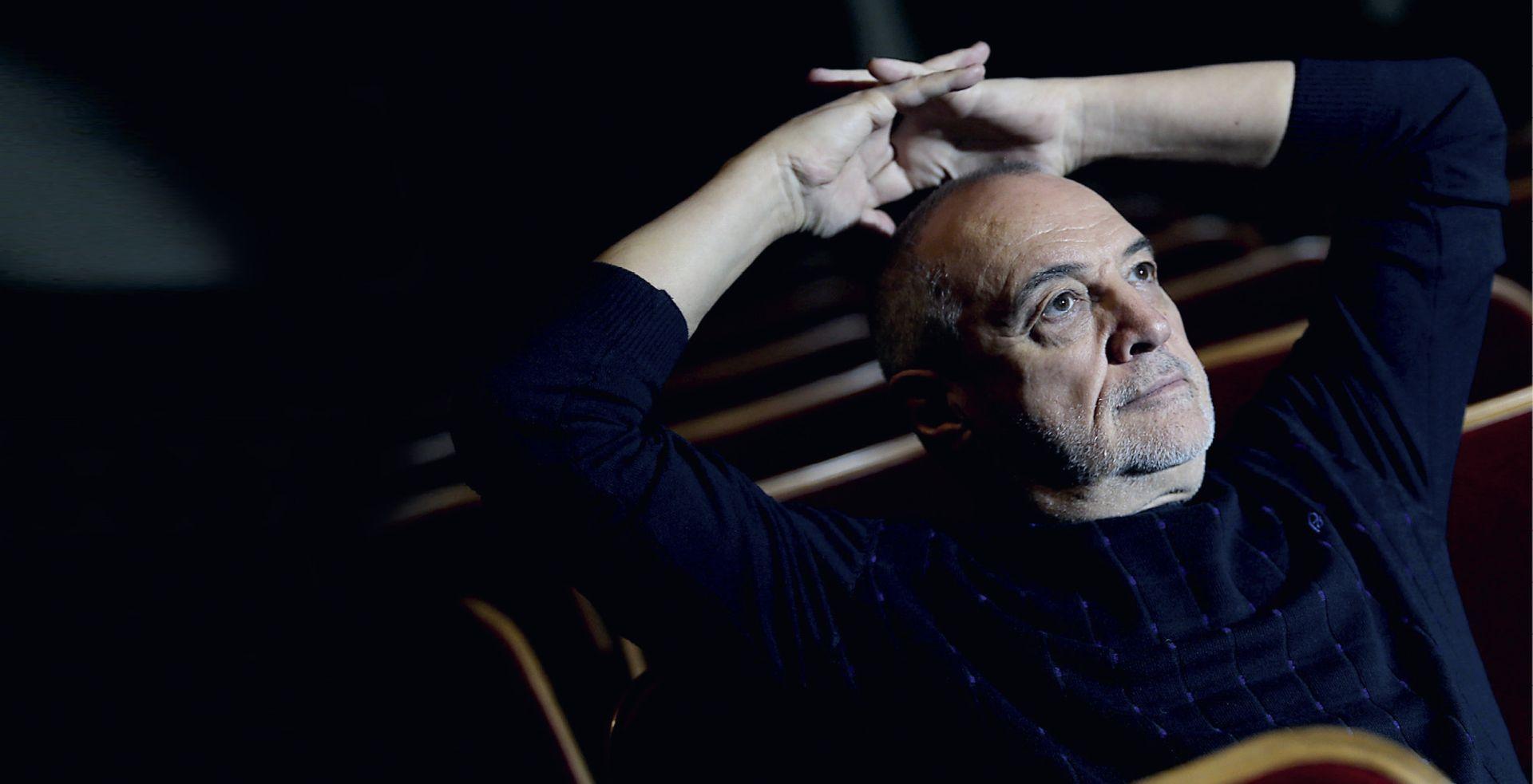 INTERVIEW: GIANCARLO DEL MONACO 'Današnji političari u usporedbi s Titom izgledaju kao najobičniji komarci!'