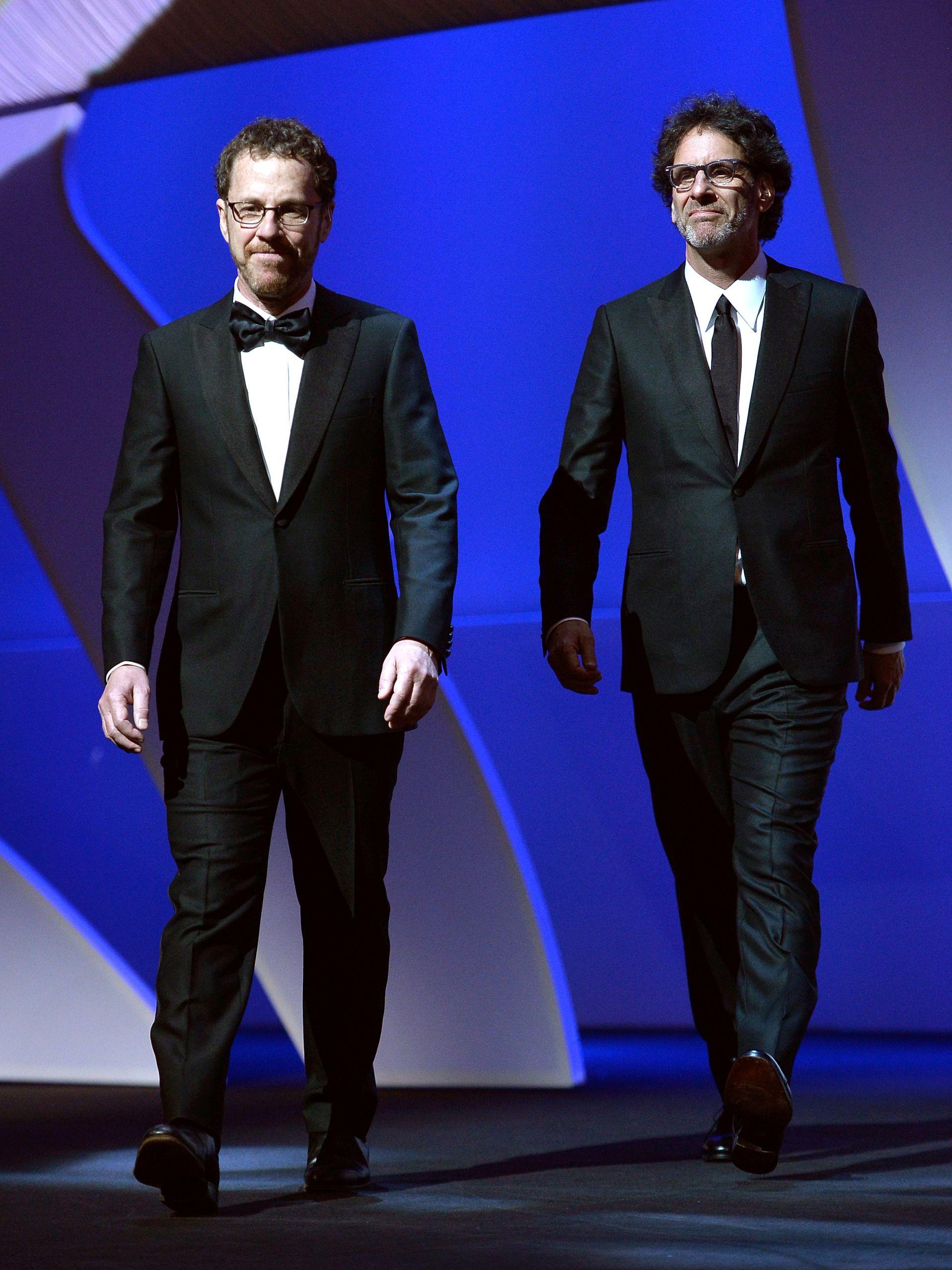 Ethann i Joel Coen, predsjednici žirija. FOTO: Pascal Le Segretain/Getty Images