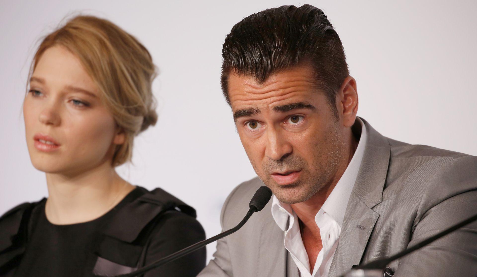 CANNES, 3. DAN: Colin Farrell ne razumije film u kojem glumi
