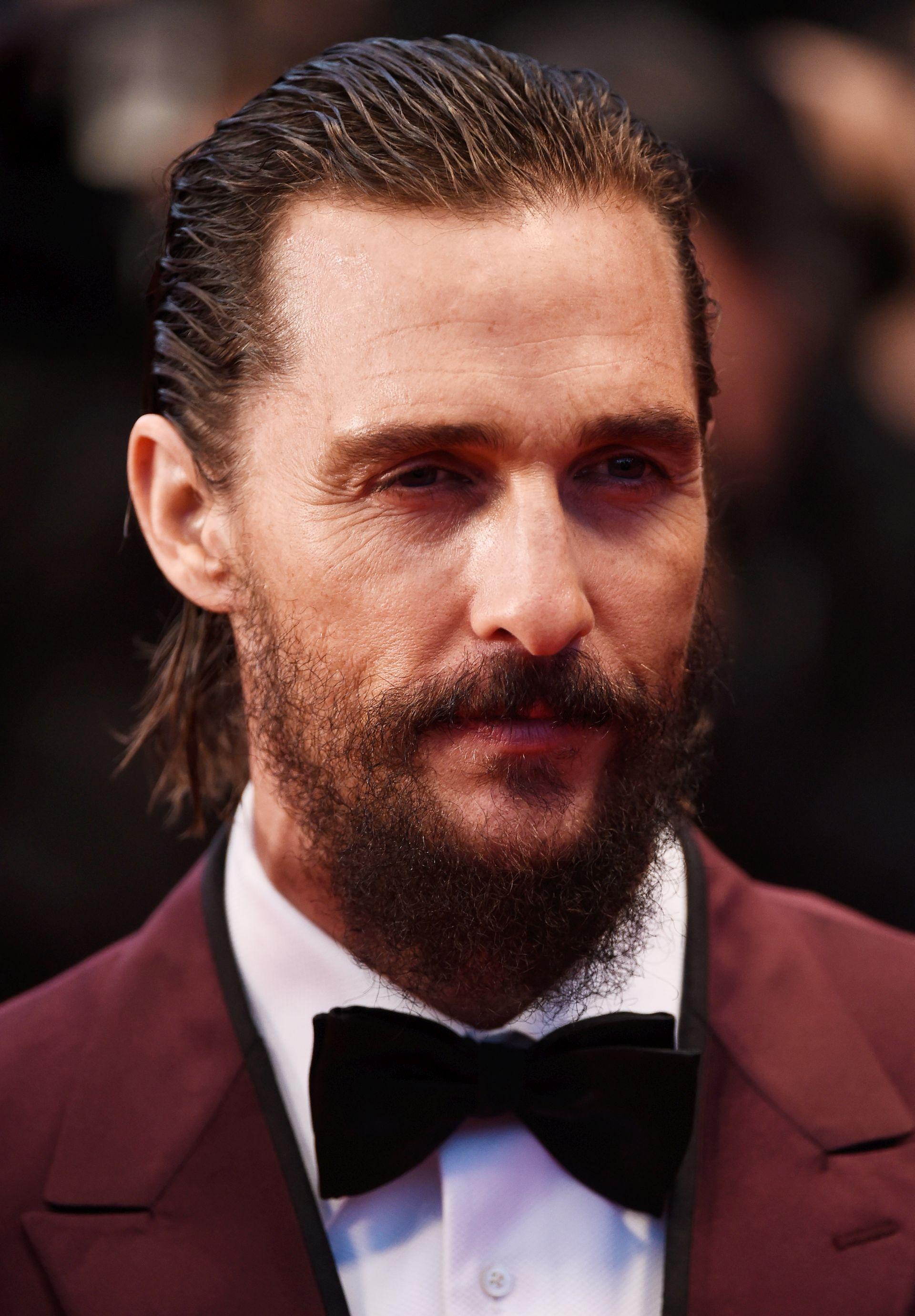 Matthew McConaughey. FOTO: Ian Gavan/Getty Images