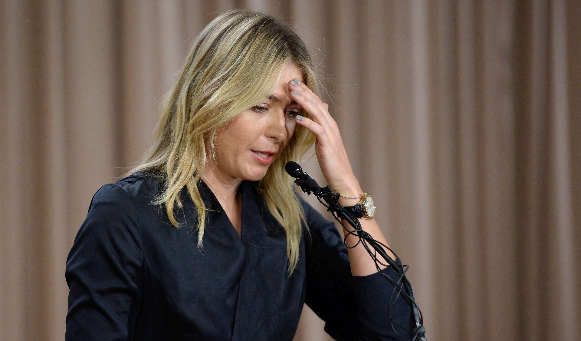 """ŠOK U LOS ANGELESU Maria Šarapova: """"Pala sam na doping testu, ne želim na ovaj način završiti karijeru"""""""