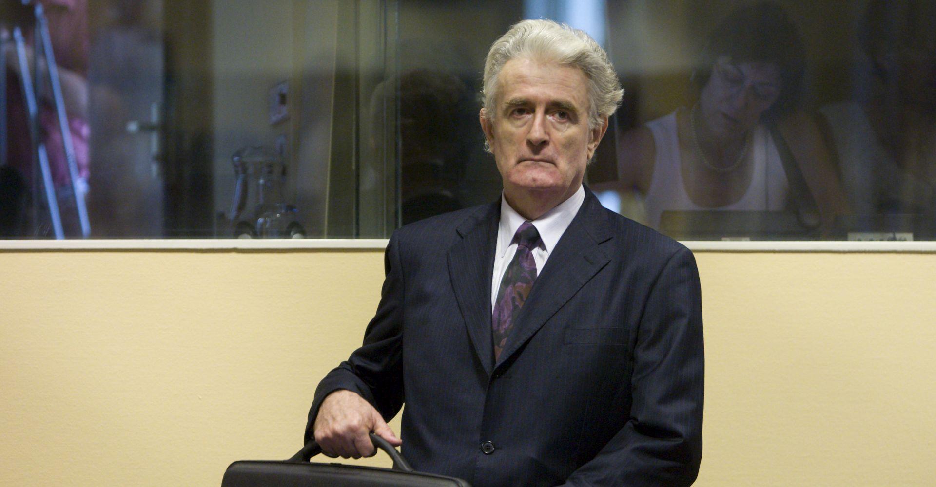 BiH presudu Karadžiću očekuje uz dobro znane podjele
